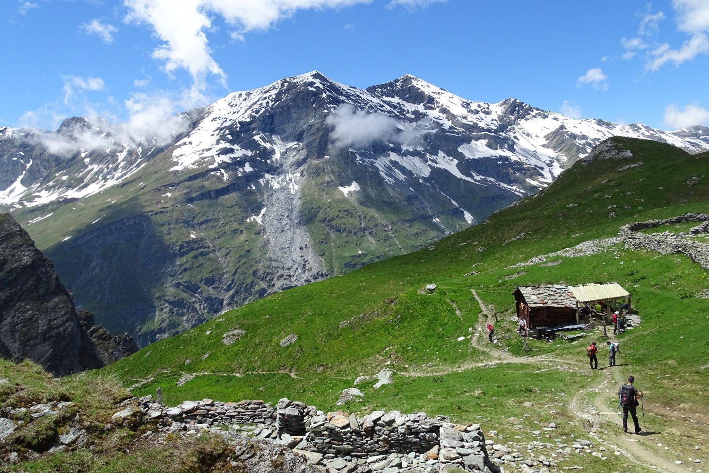 alpeggio di Combautanna (2578 m)