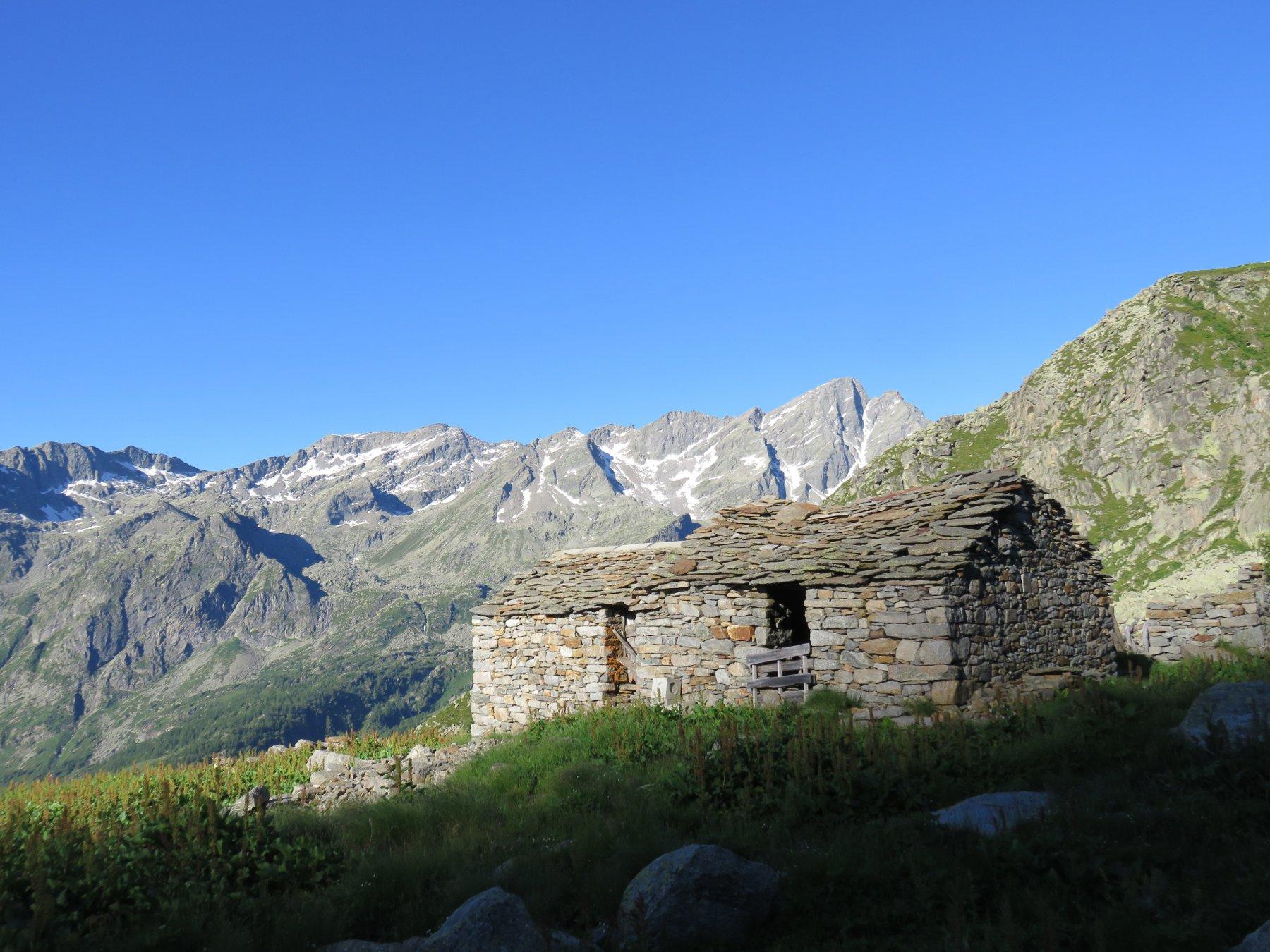 Appuntamento con il sole all'Alpe Giavino