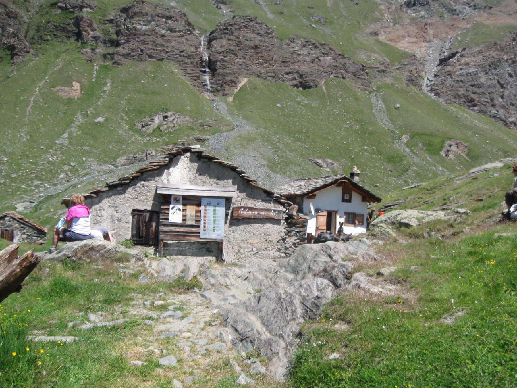 Alpe Levionaz