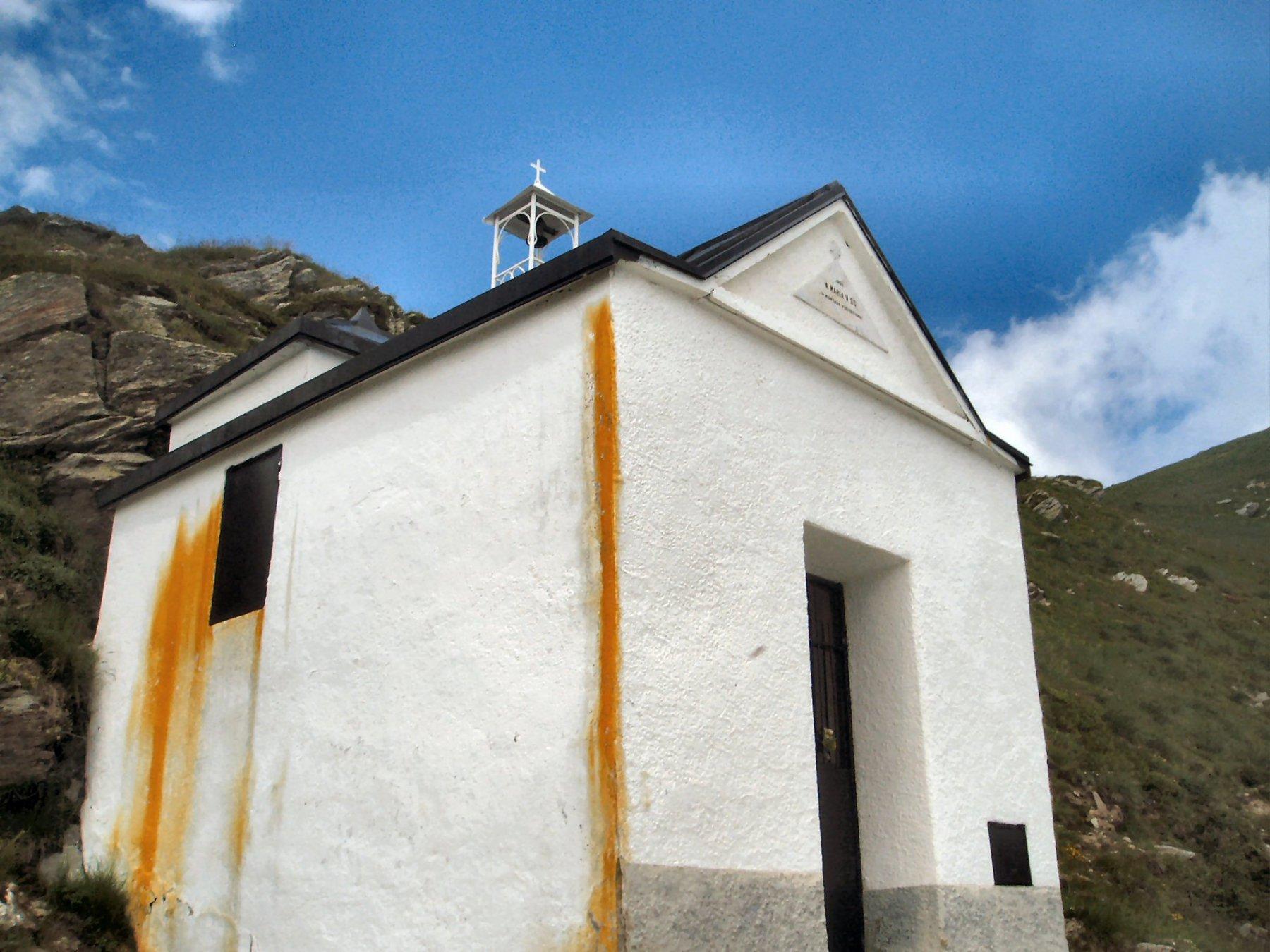 Cappella Madonna Alpina.