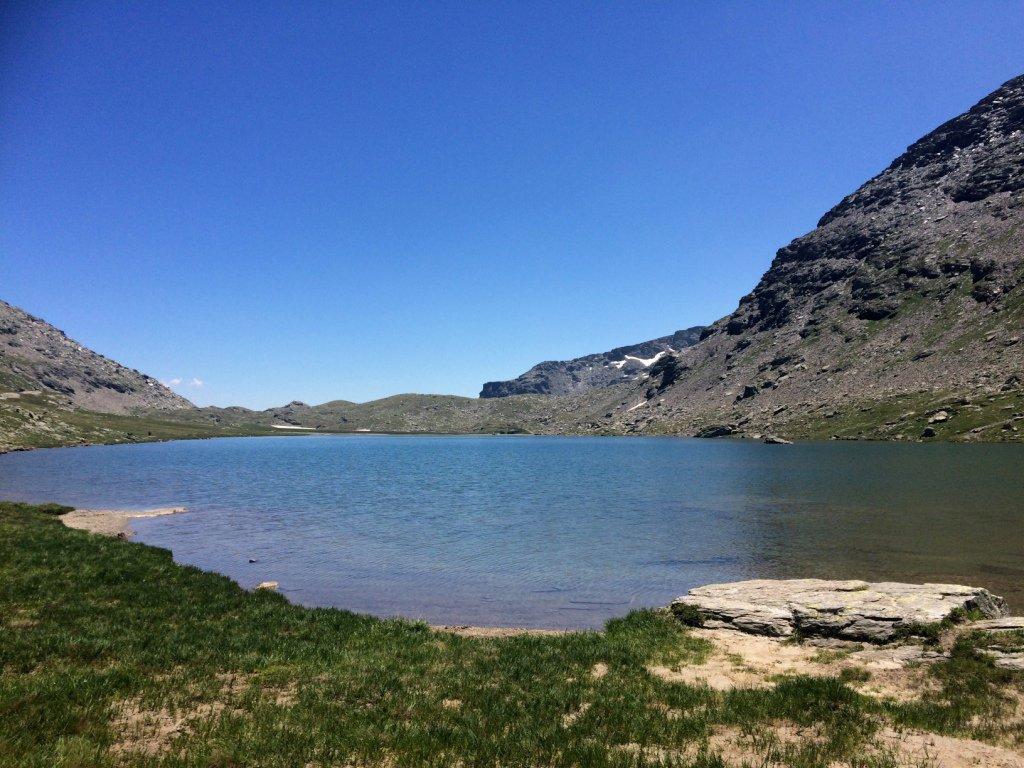 Lago Savine e Colle Clapier