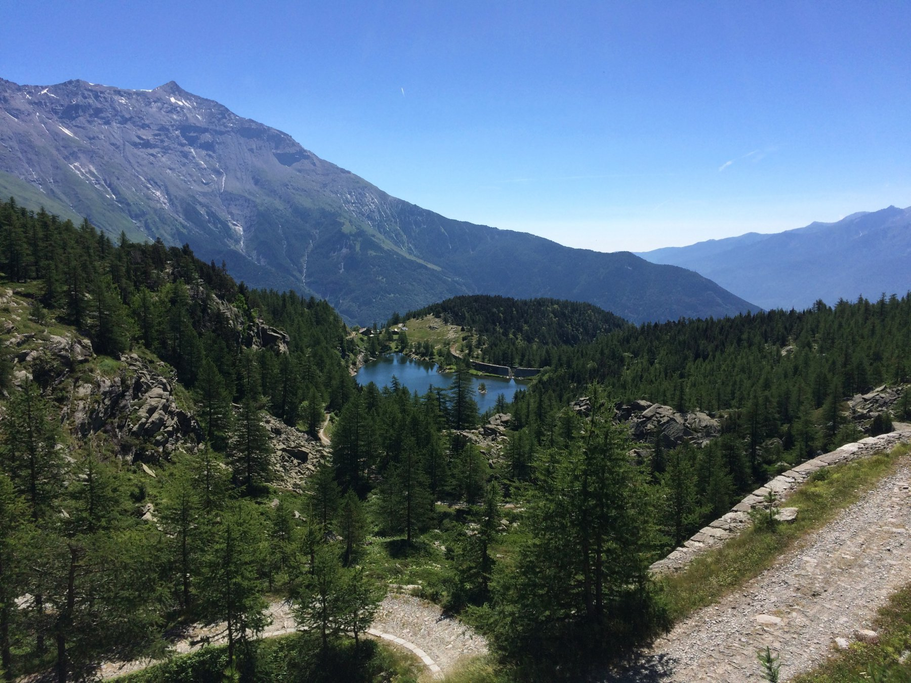 Lago d'Arpon