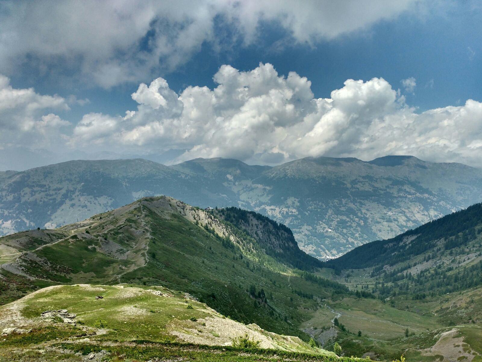 Albergian (Colle dell')da Laux, giro Val Troncea - Val Chisone per il Colle del Pis 2016-07-10