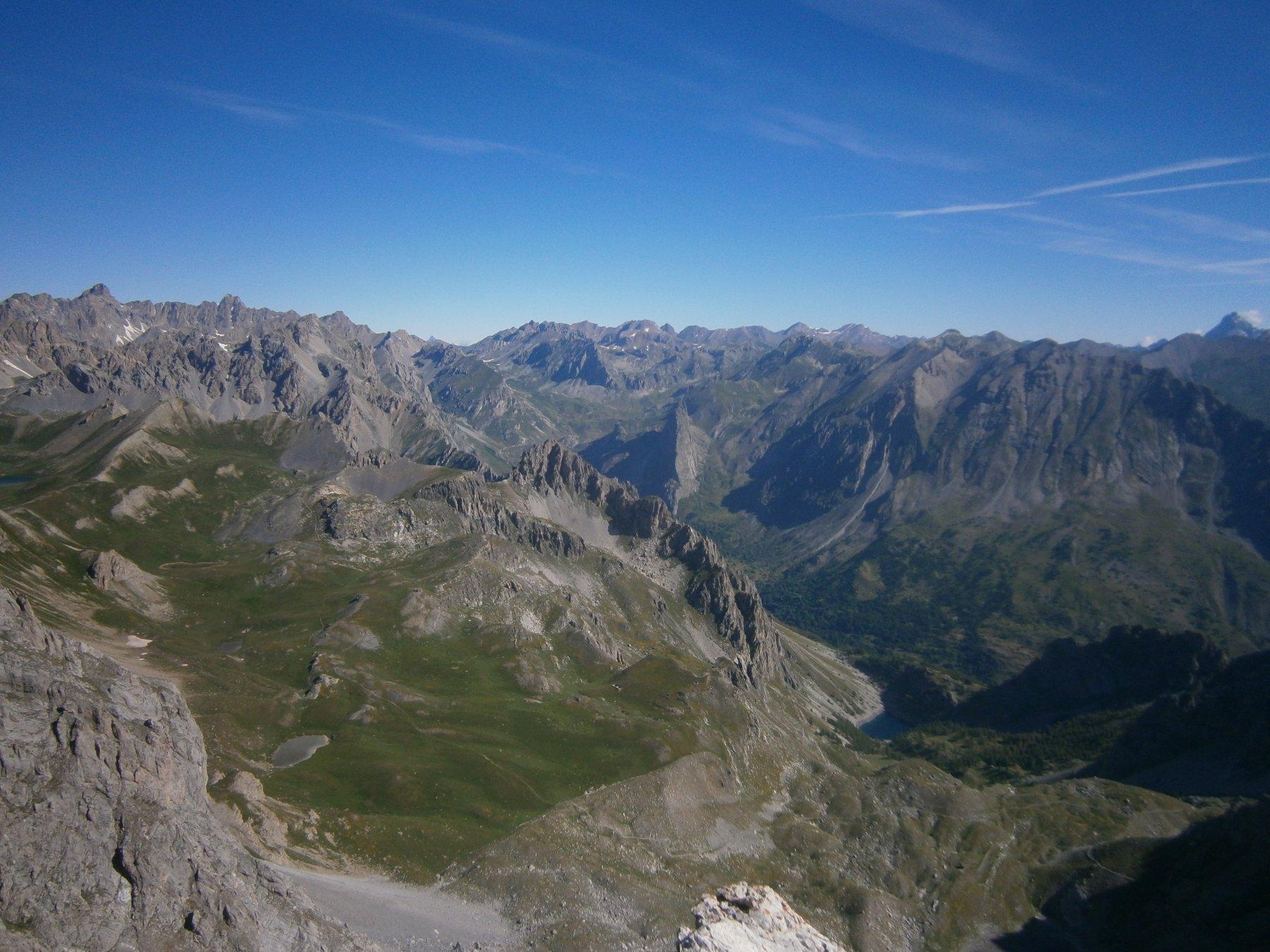 Panorama valle Maira