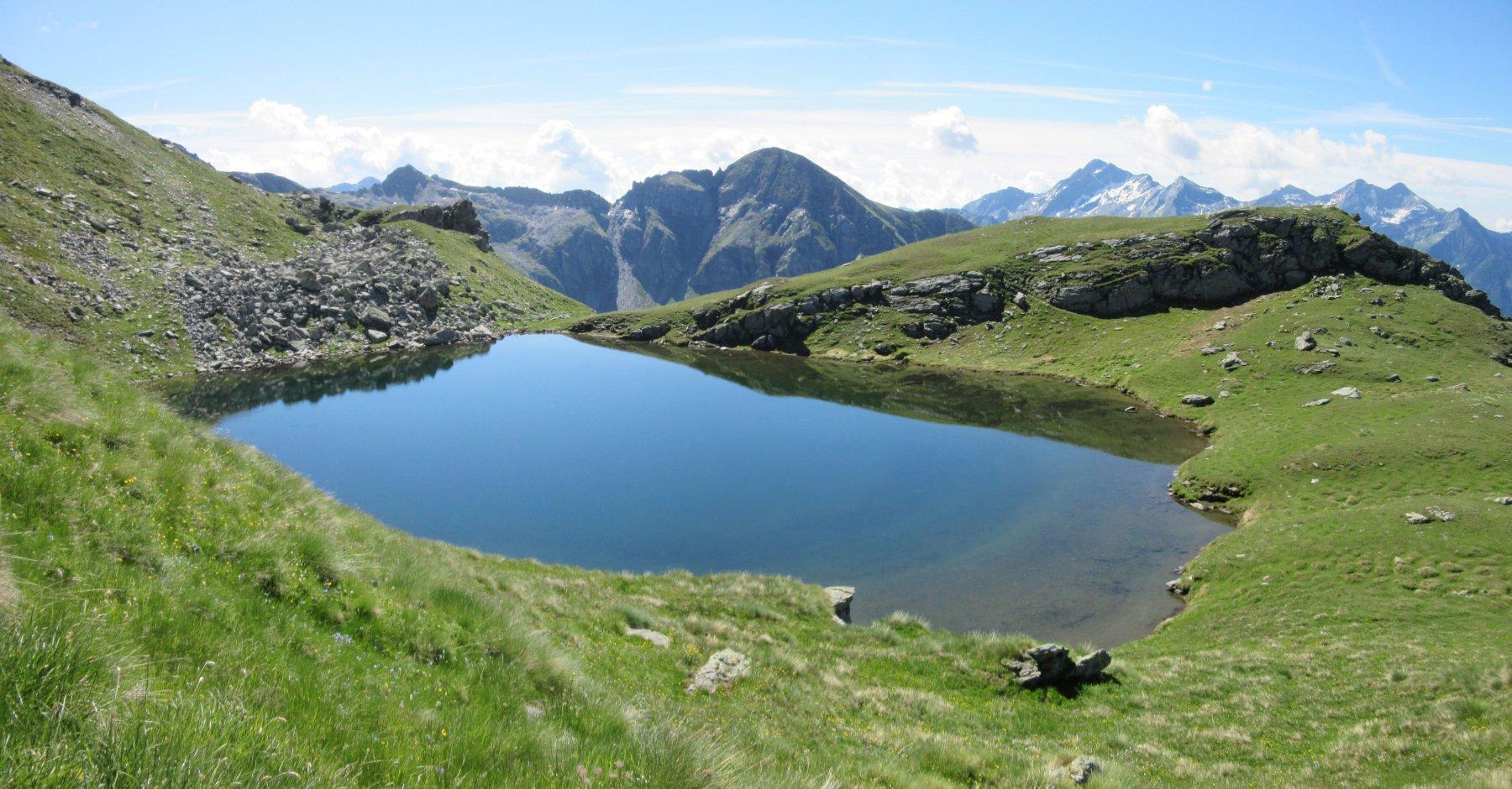 Lago di Couloir