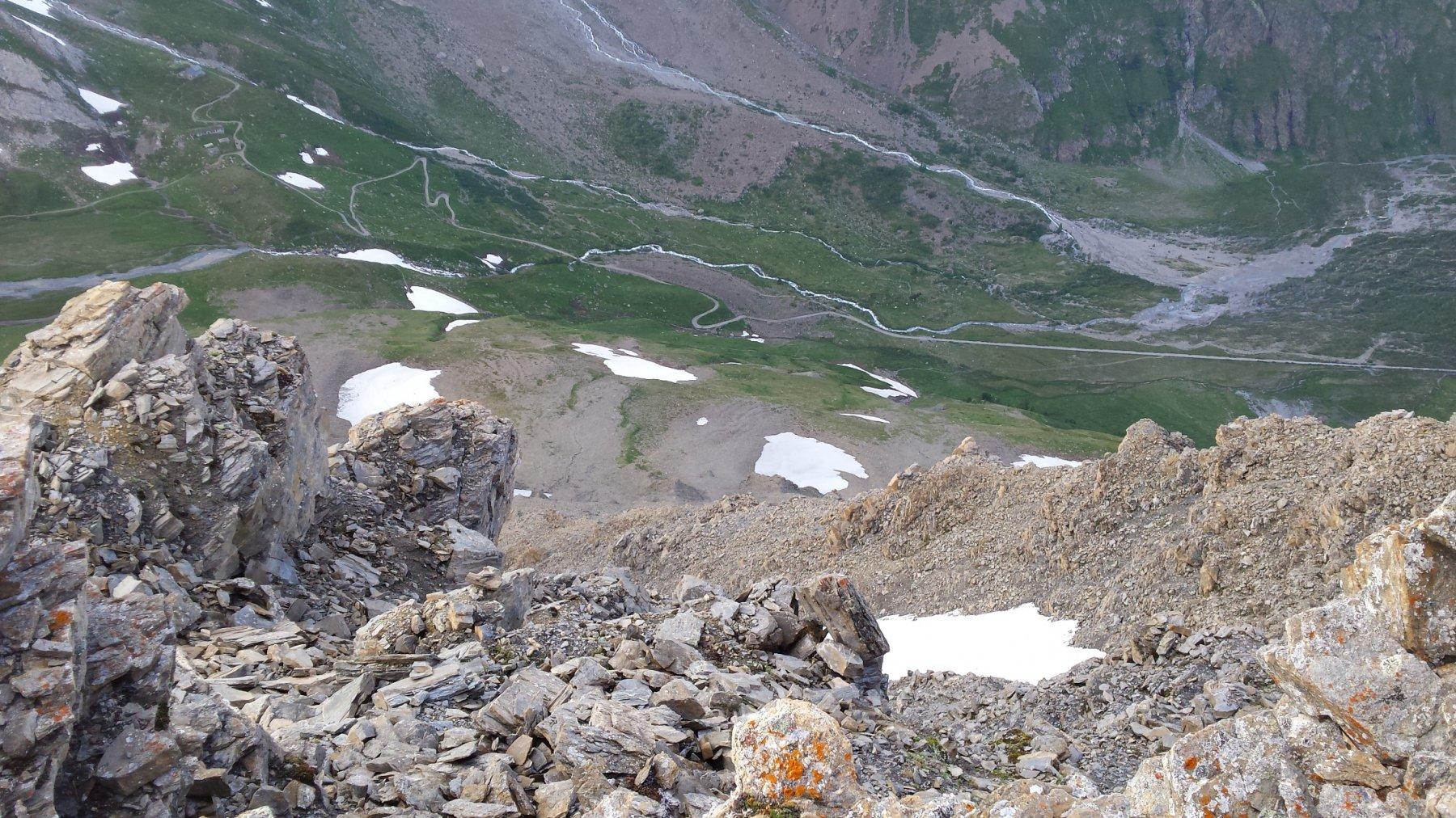 versante nord (Val Veny)