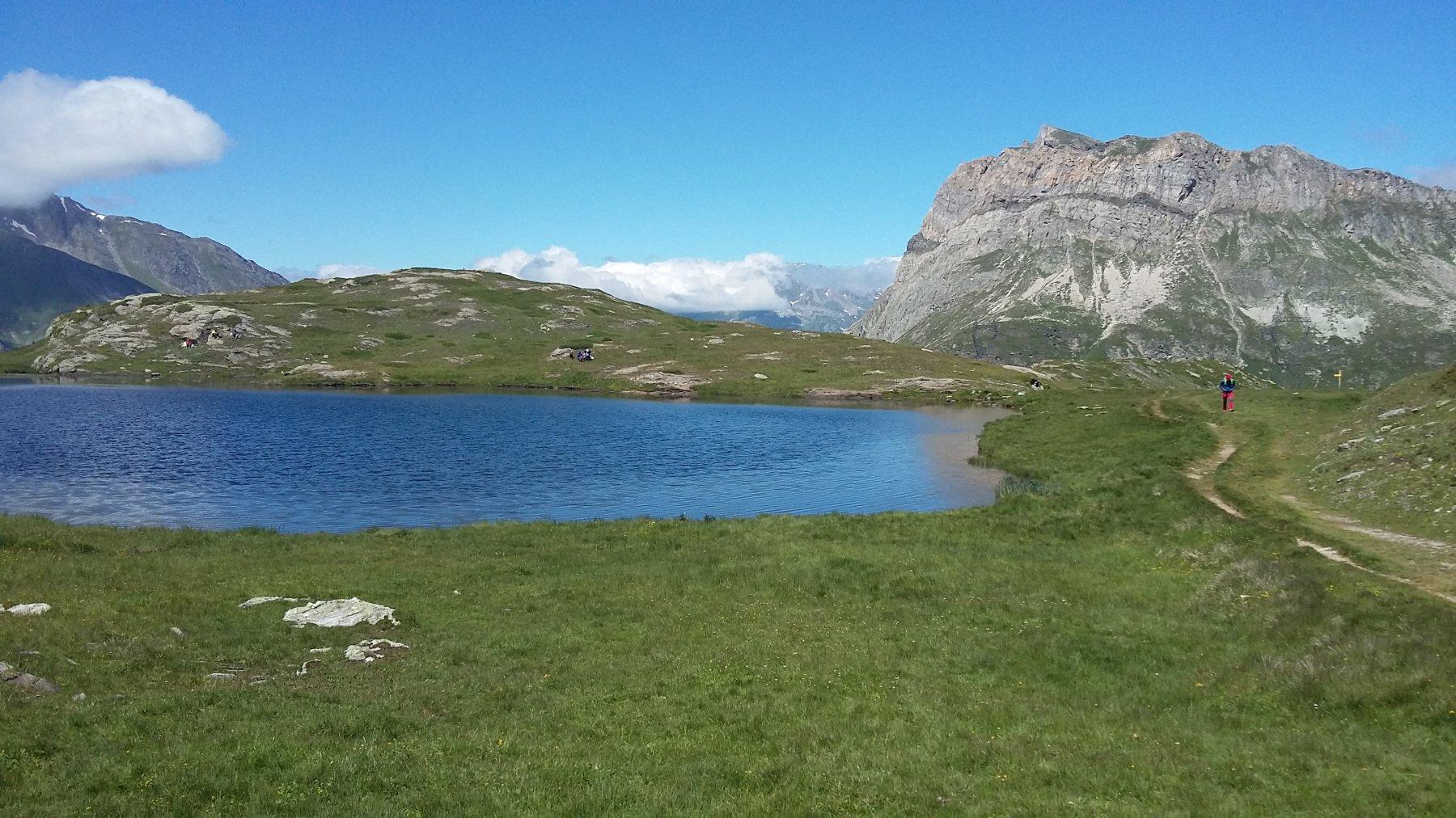 il primo lago (giasset?)