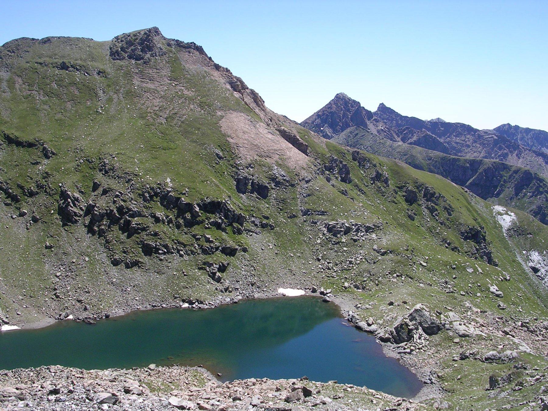 Il lago Chardonnay