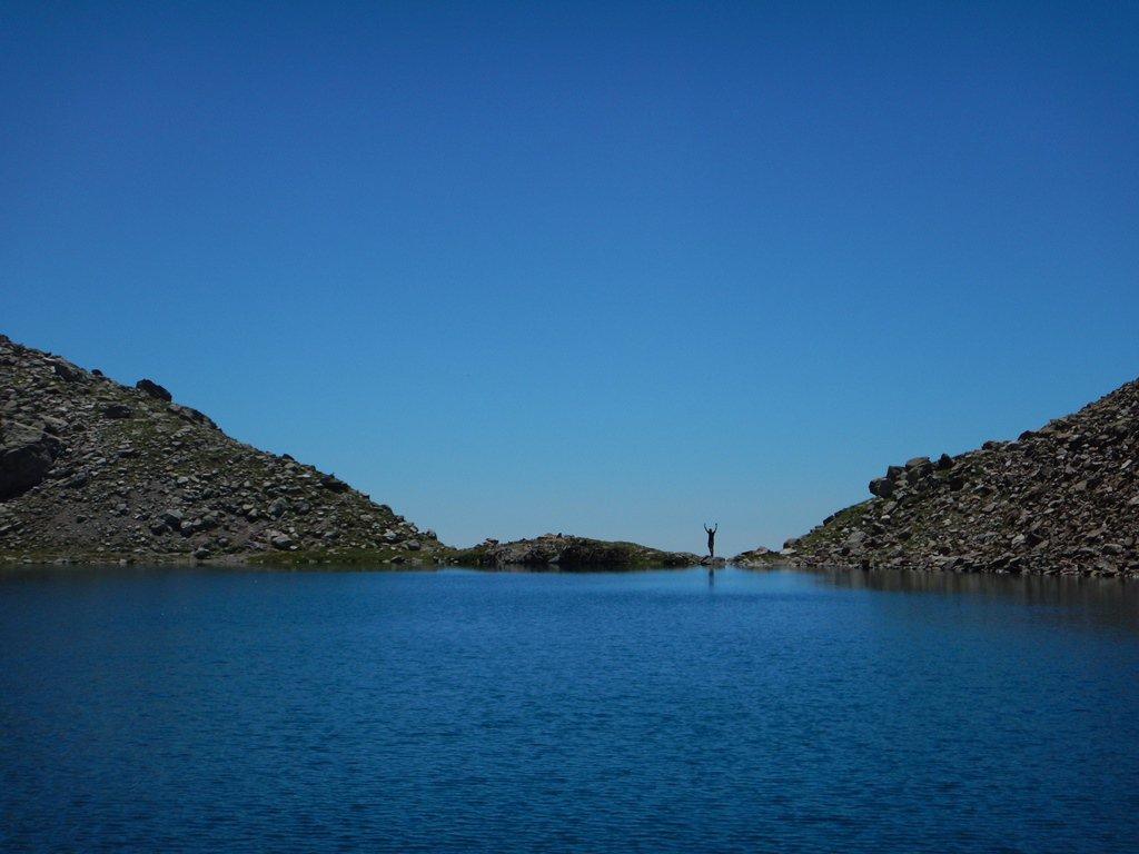 Lago del Mercantour o Costa Azzurra...?