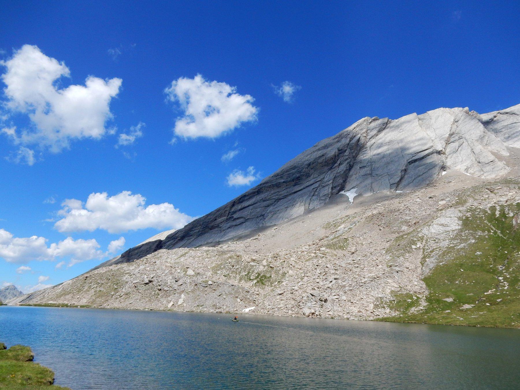 dal lago Forèant verso nord