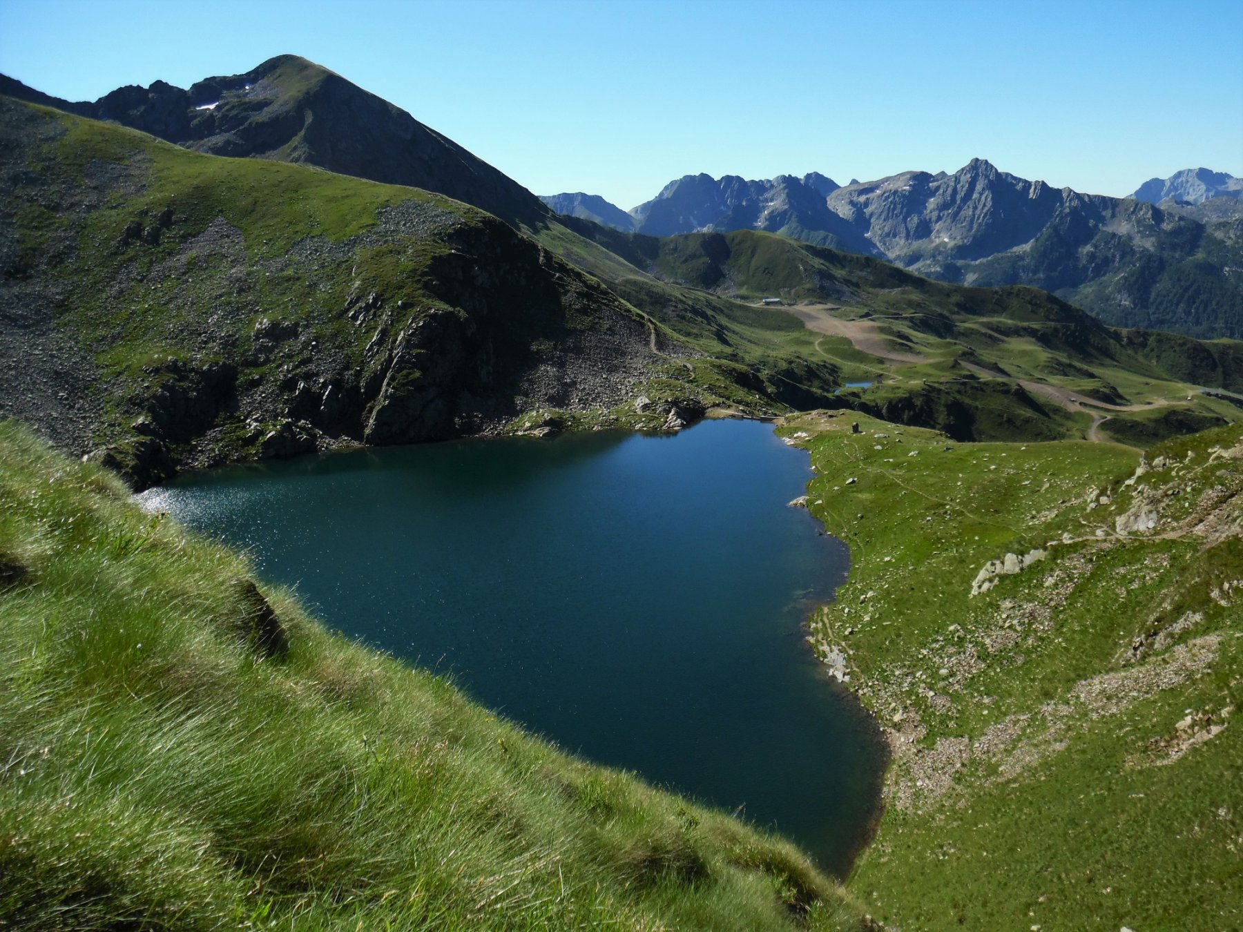 Lago Moro 2235 m