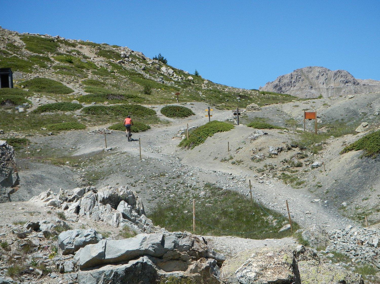 l'arrivo al Col du Gondran