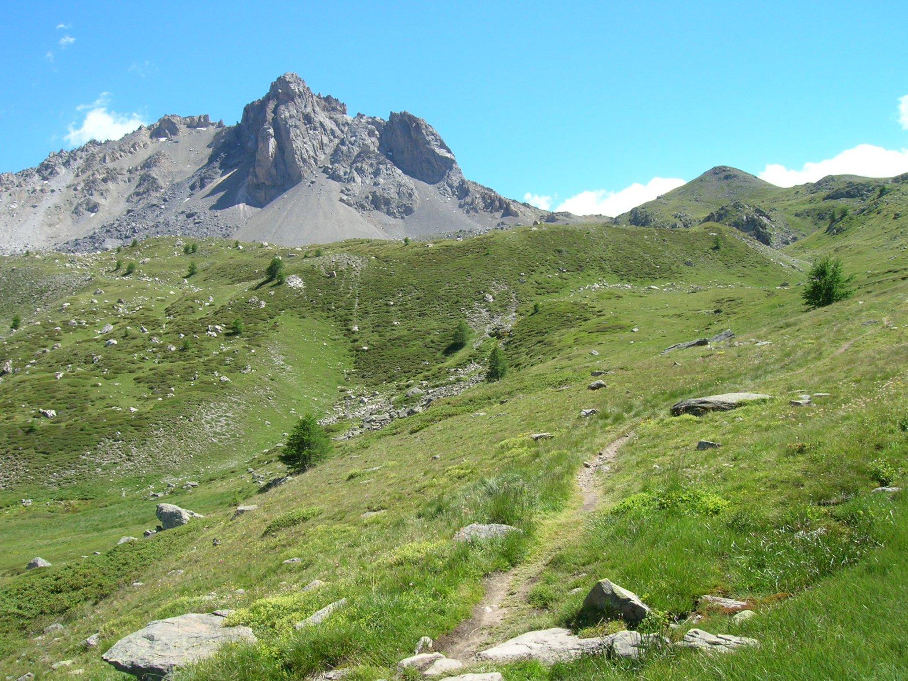Grand Aréa da Nevache, giro per il Col du Granon 2016-07-19