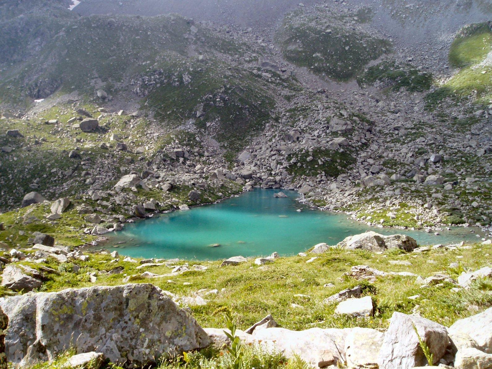 Lago Chiaretto.