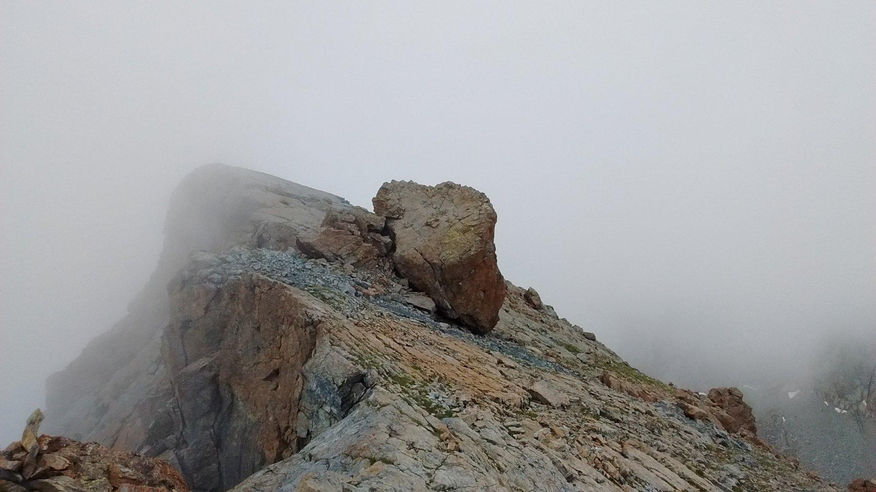 dalla cima