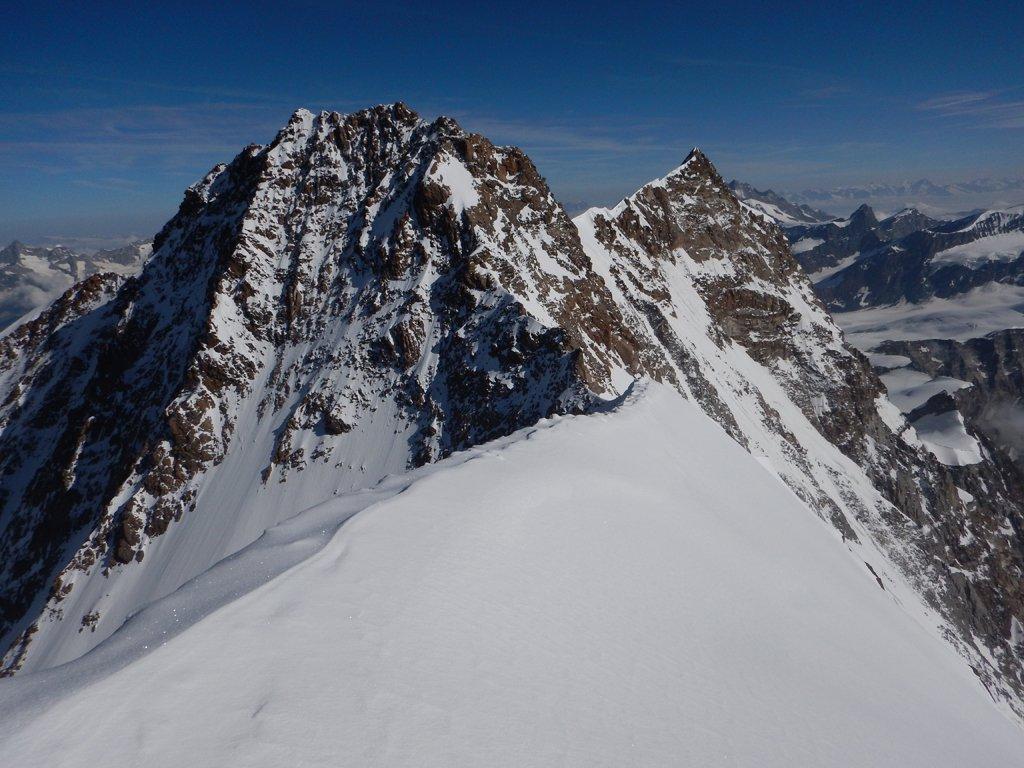 Cresta Rey per la Dufour