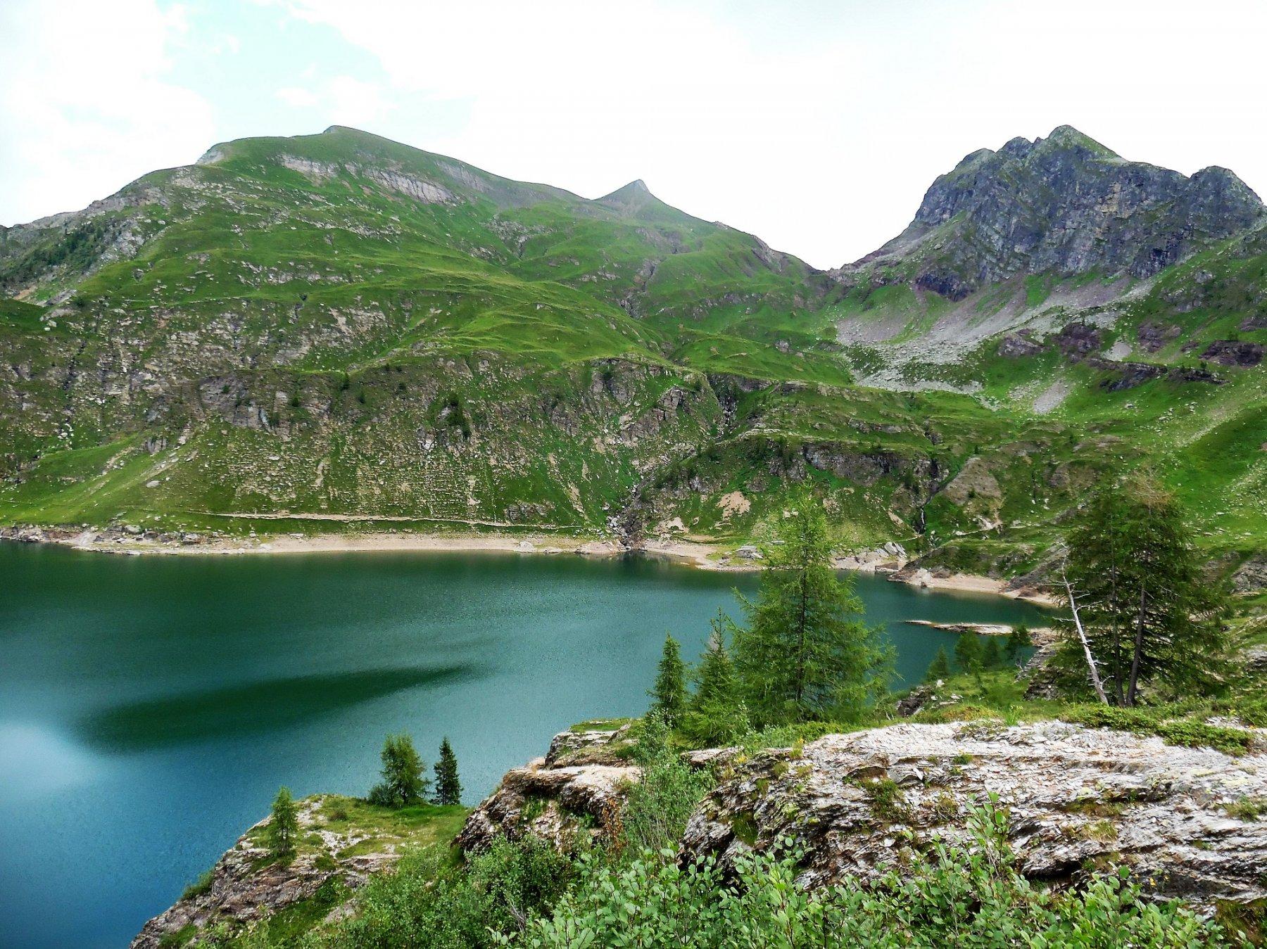 Laghi Gemelli, Pizzo Farno, Passo Valsanguigno Ovest, Monte Corte