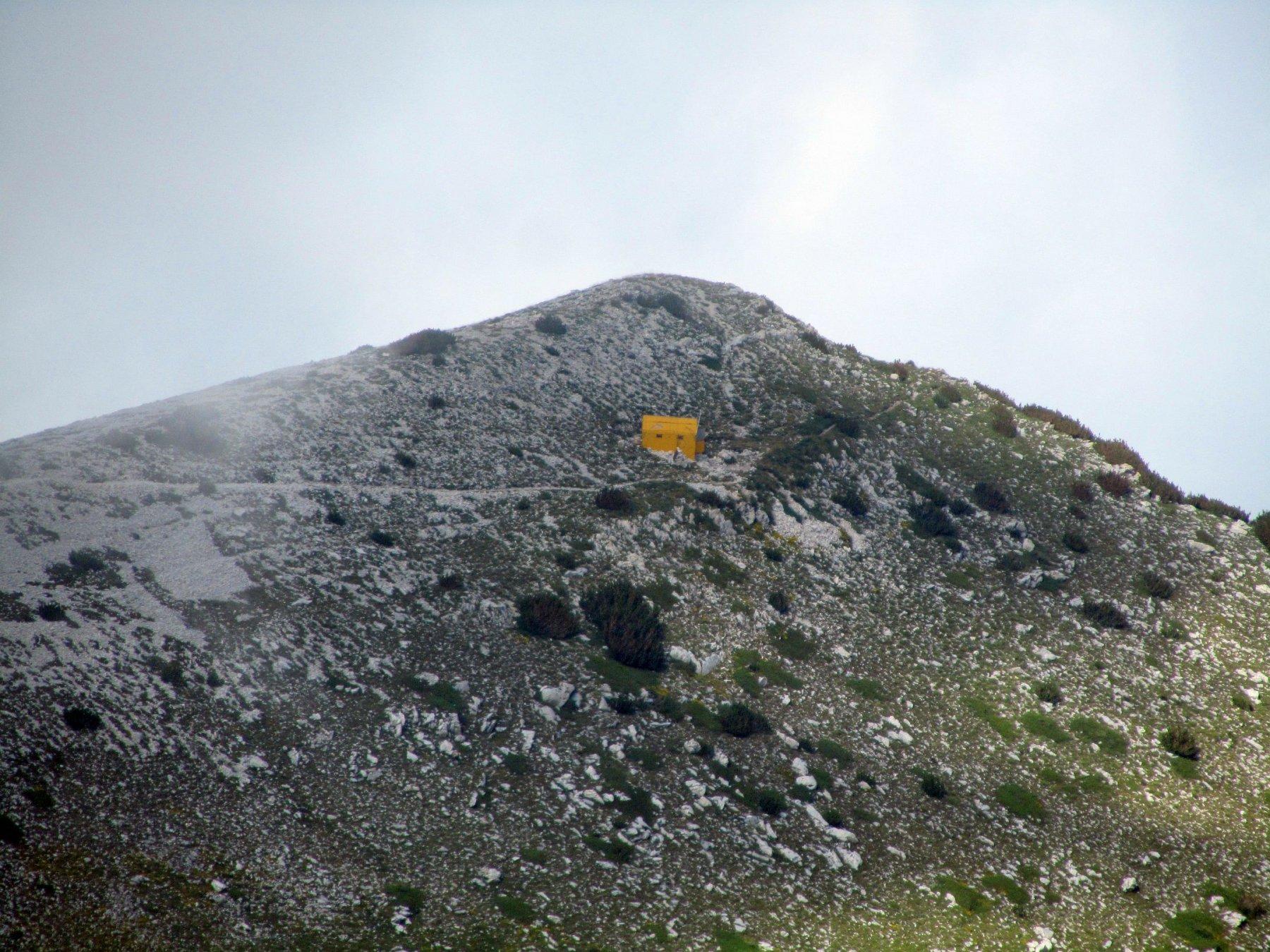 Amaro (Monte) Via Normale - Sentiero 1 2016-07-29