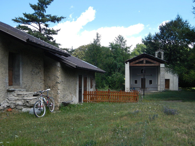 la cappella di Pian Cervetto