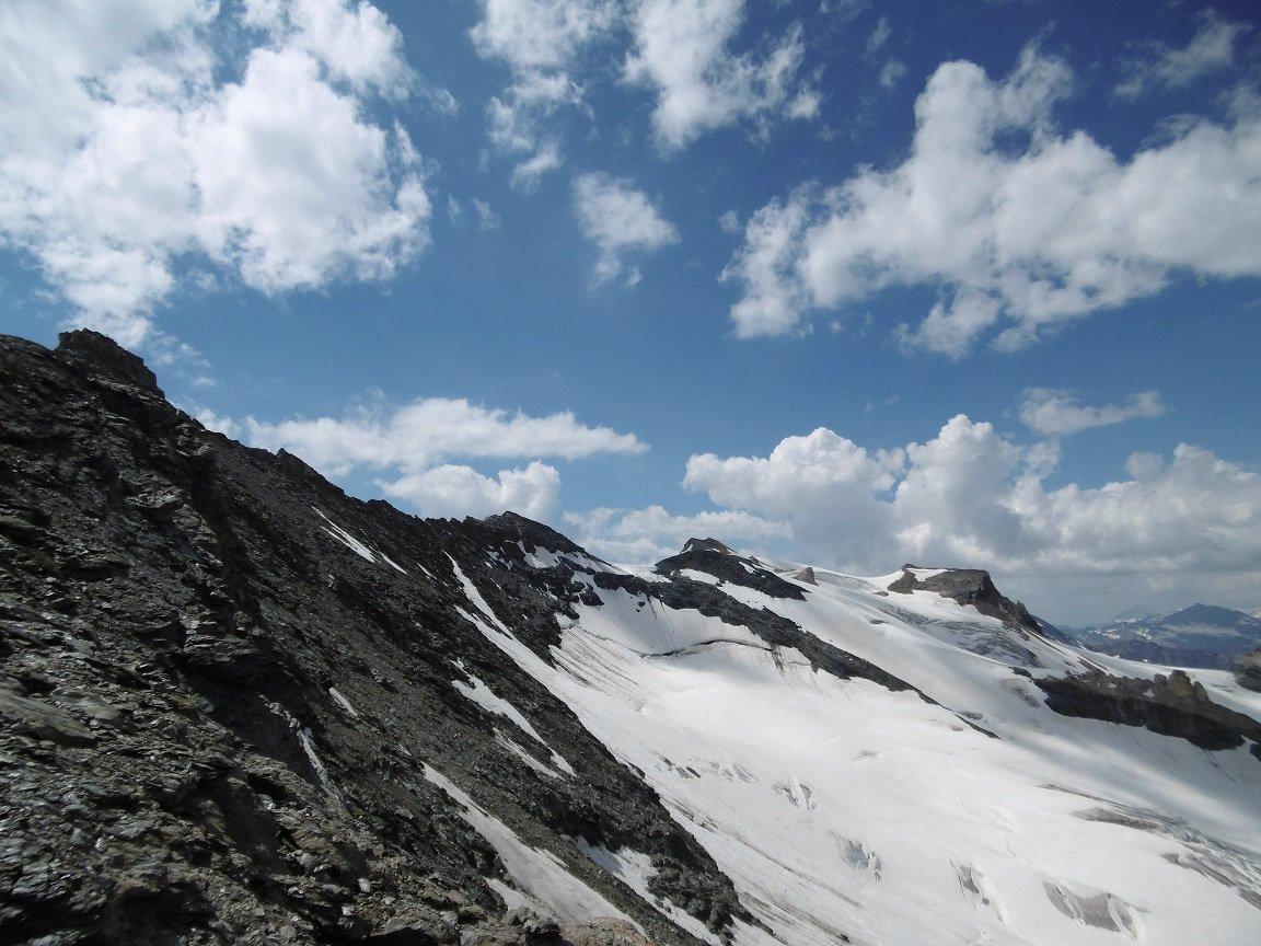 la cresta dal col Basei
