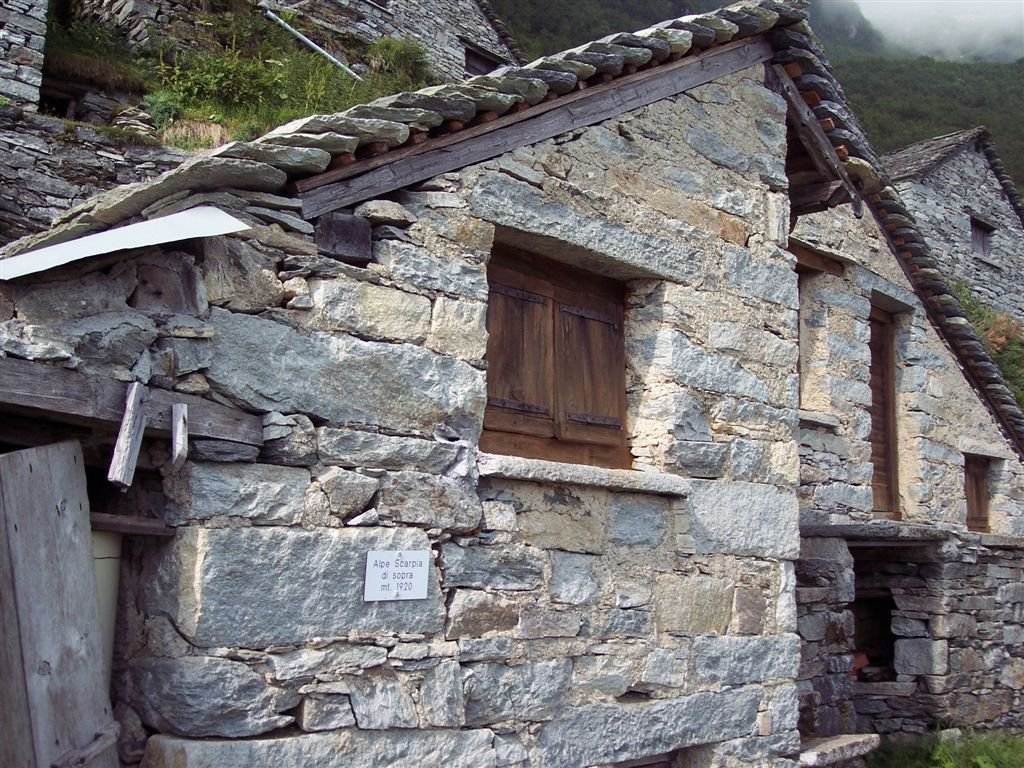 Alpe Scarpia superiore