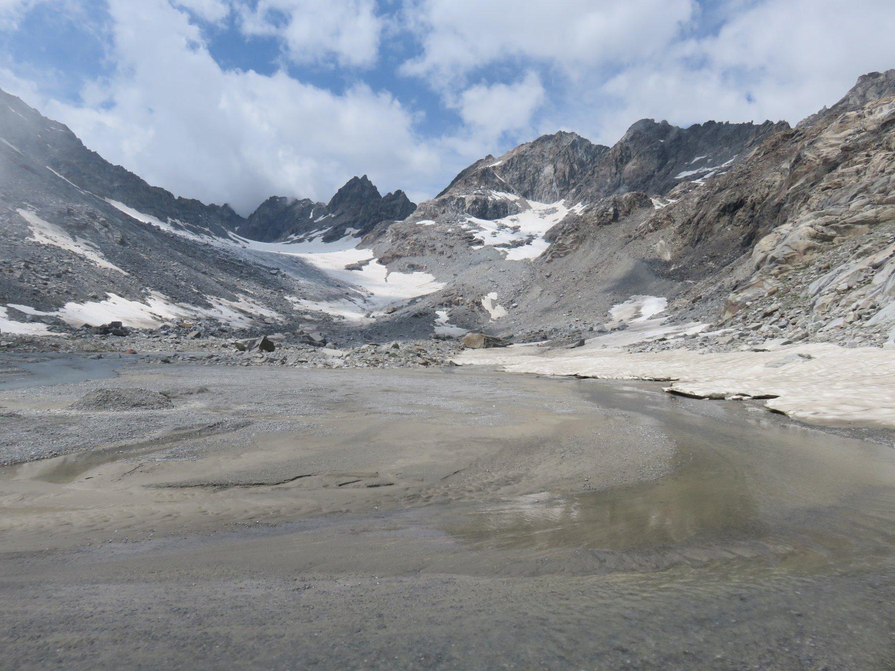 Pianoro glaciale di Ciardoney