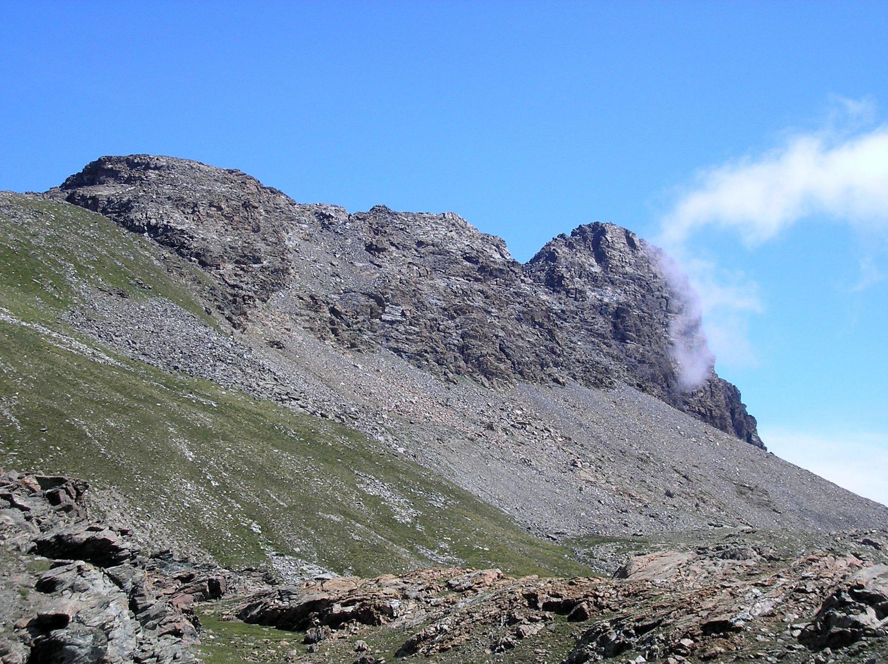 Avic (Monte) da Mont Blanc per il Rifugio Barbustel 2016-07-31