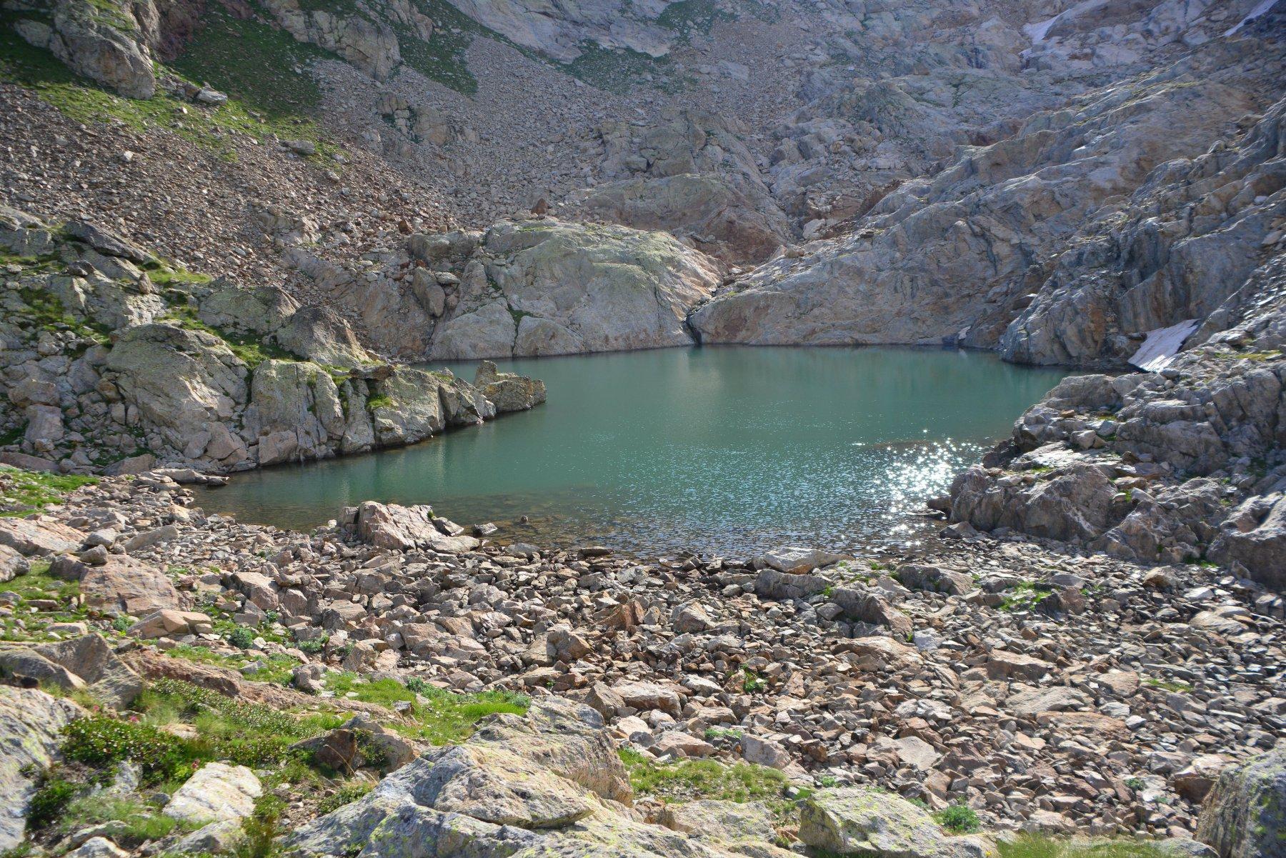 ultimo lago del matto