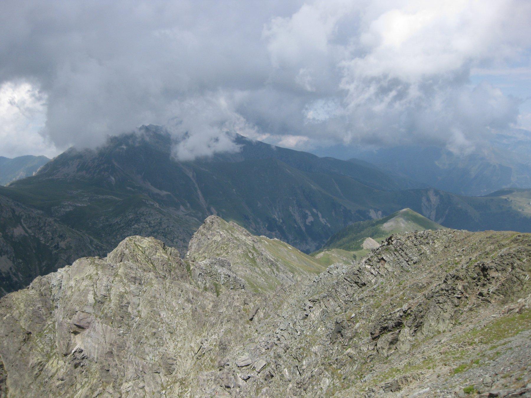 Sainte Marie (Mont) Cresta Est/Nord-Est 2016-07-31
