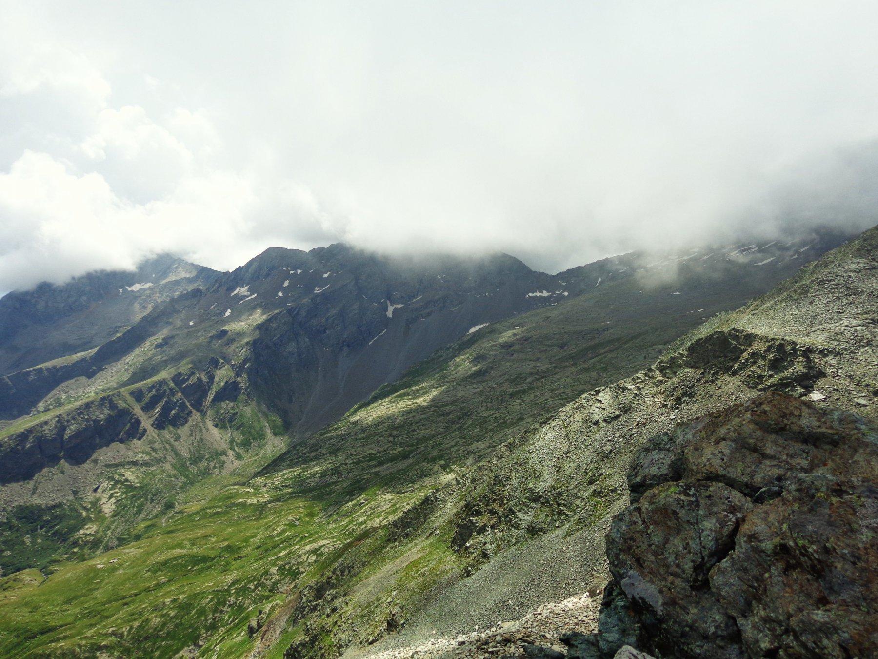 Piemonte con nuvoloni