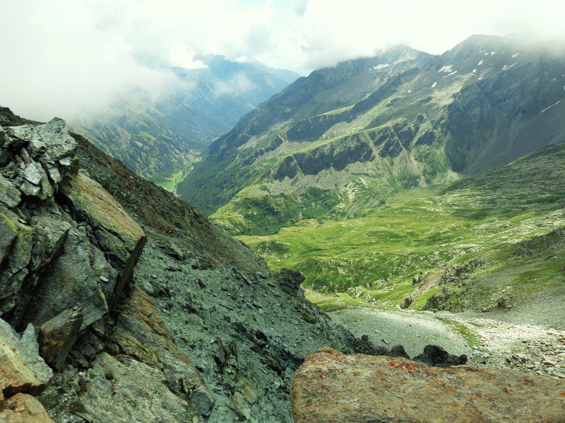 La vallata del Piemonte