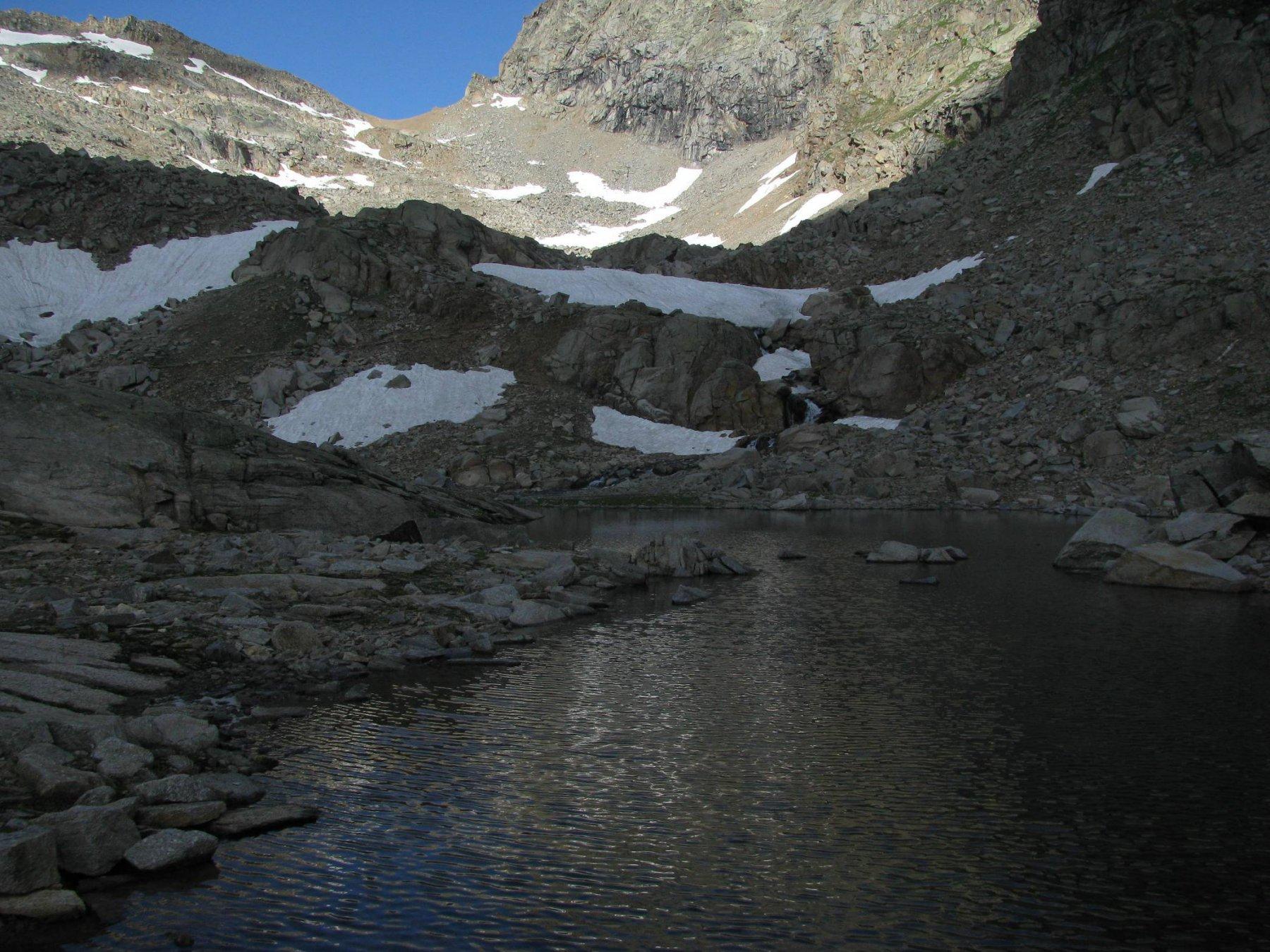 Lago e Colle della Porta