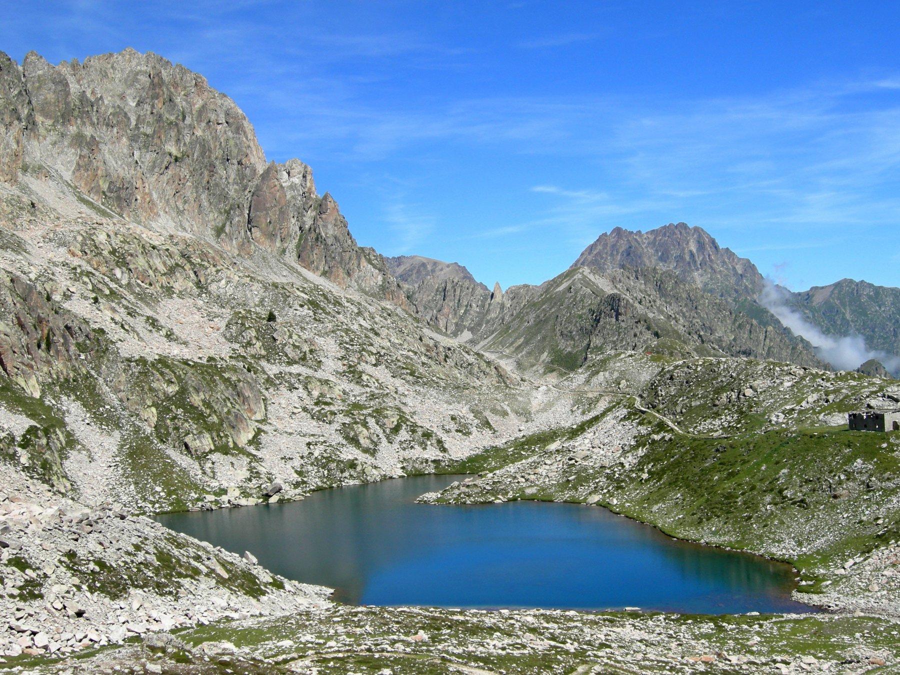 primo lago superiore