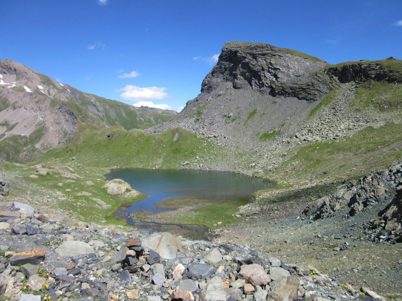 Lago e Monte Tormotta