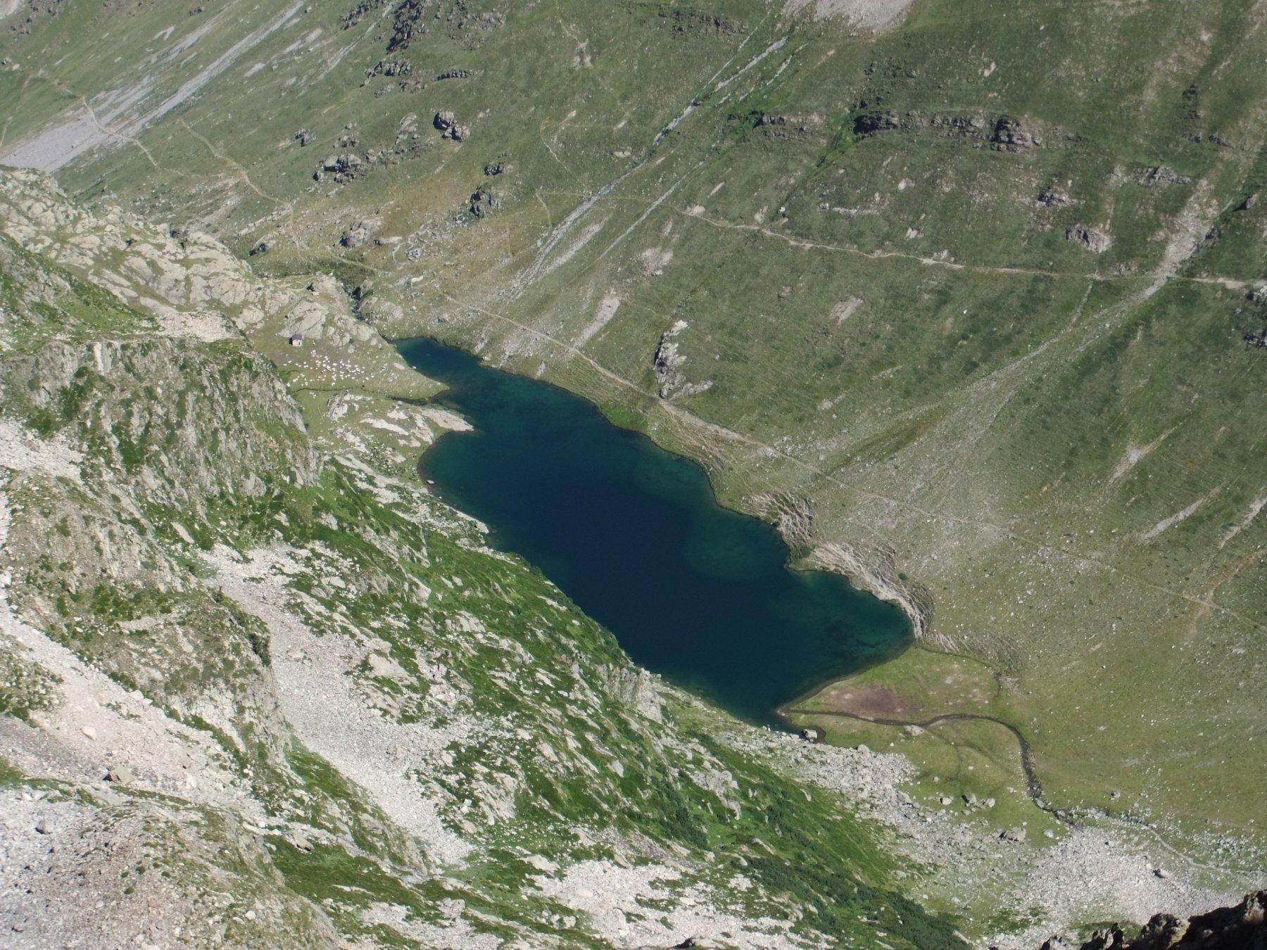 Lago del Vej del Bouc