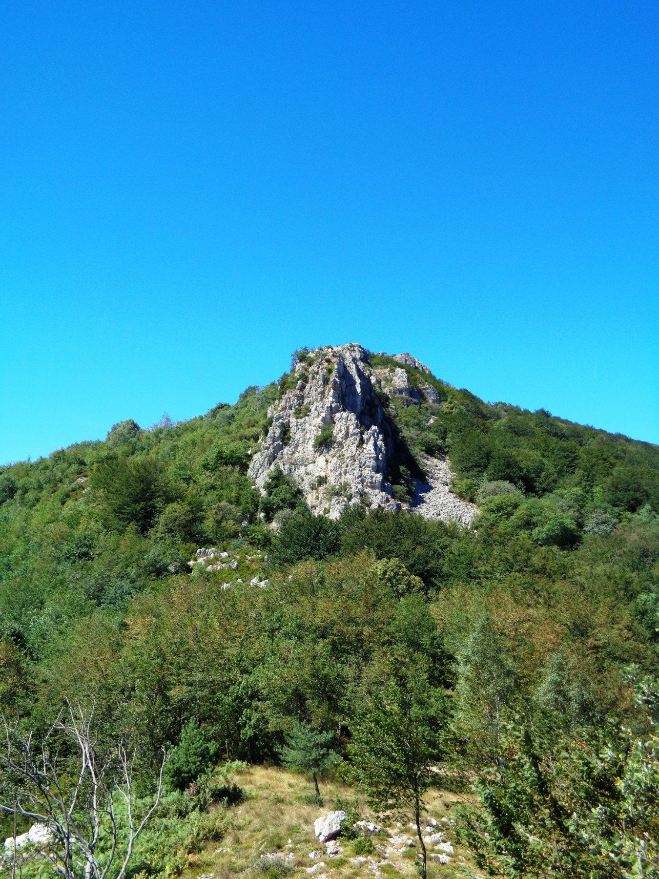 Aguzzo (Bric) Cresta Est o Cresta Mario 2016-08-06