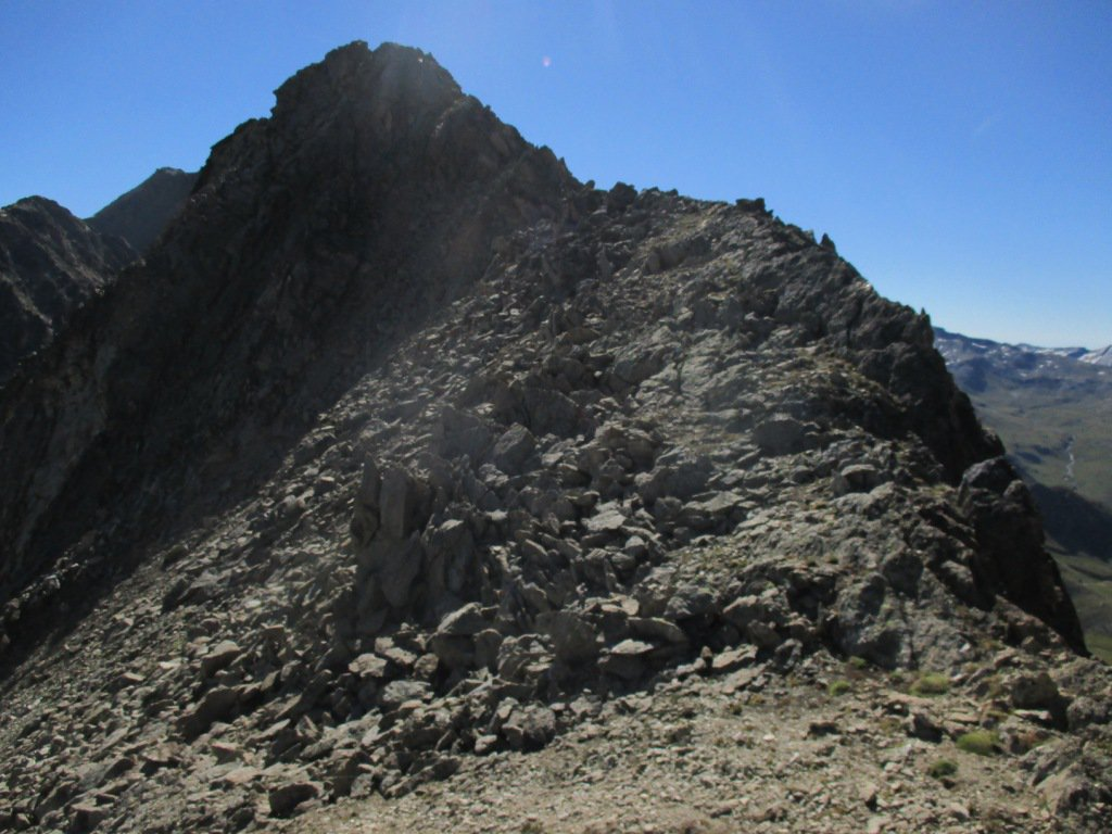 cresta del Laures