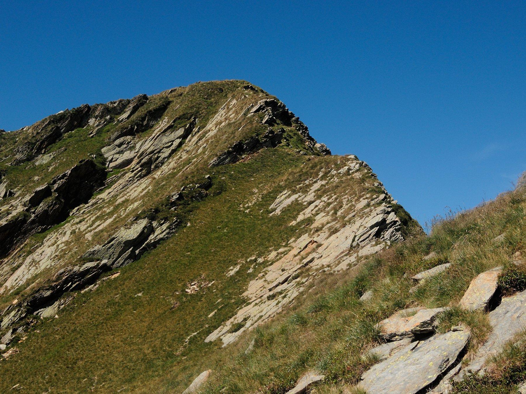 Cresta Est del Pizzo Nona