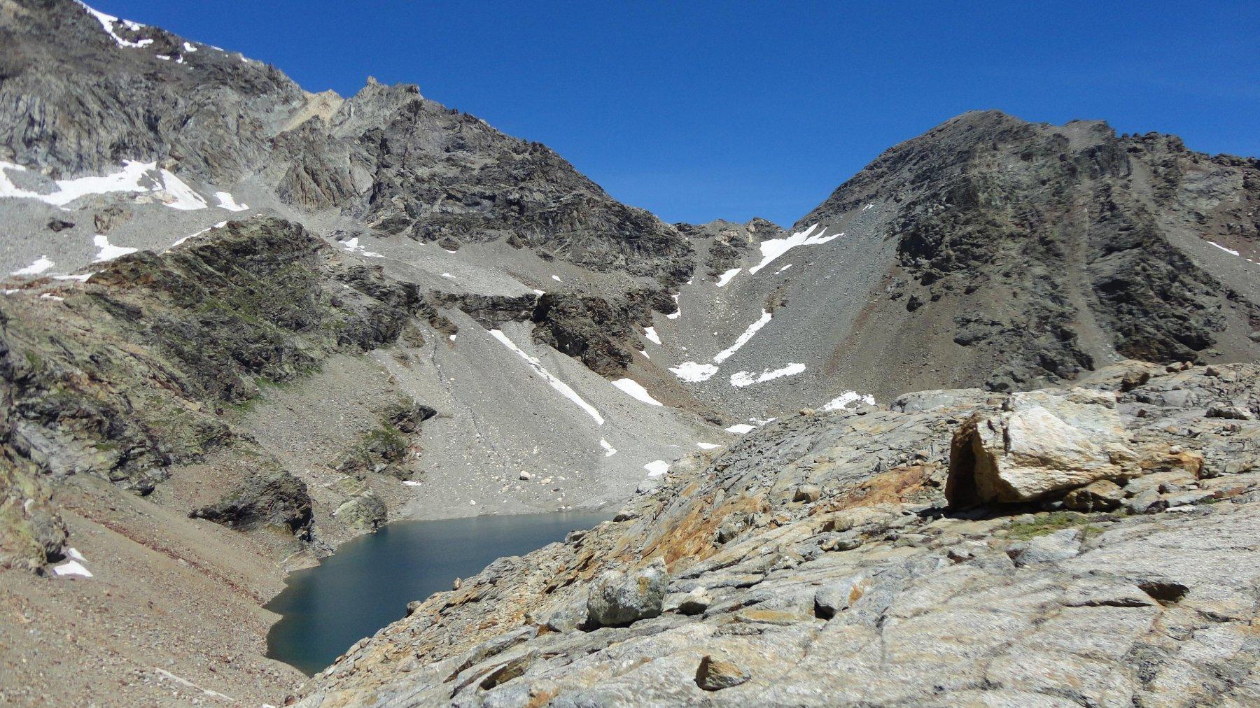 il colle e il Mont Rous