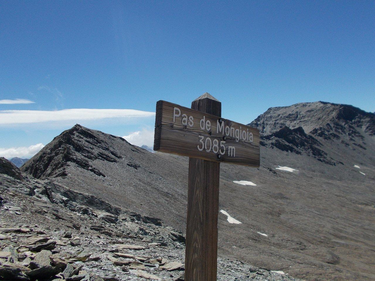 Giuep (Monte) da Sant'Anna, anello per il Passo Mongioia e Col de Longet 2016-08-07