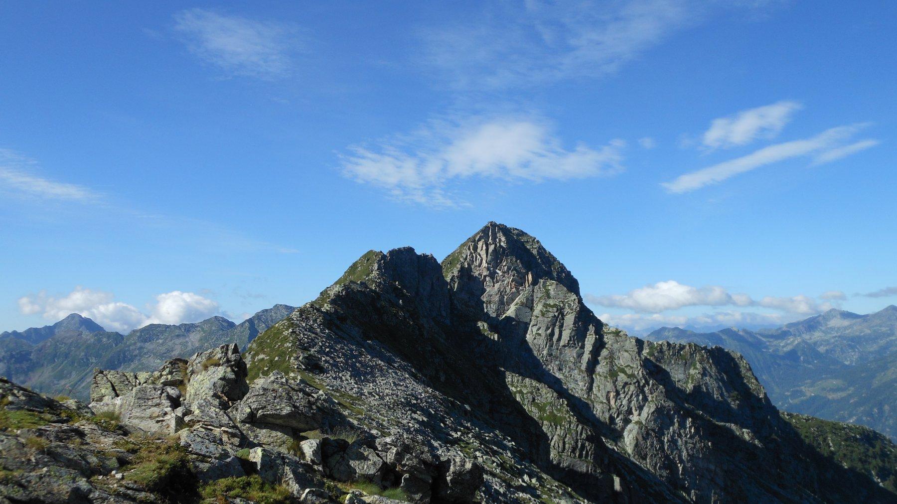 Gemelli e Alpi Biellesi sullo sfondo