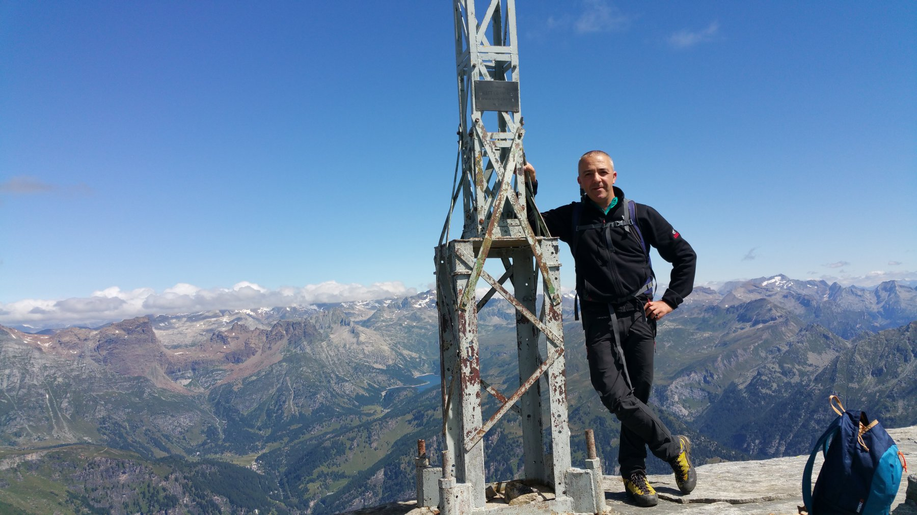 Monte Cistella (2880 mt)