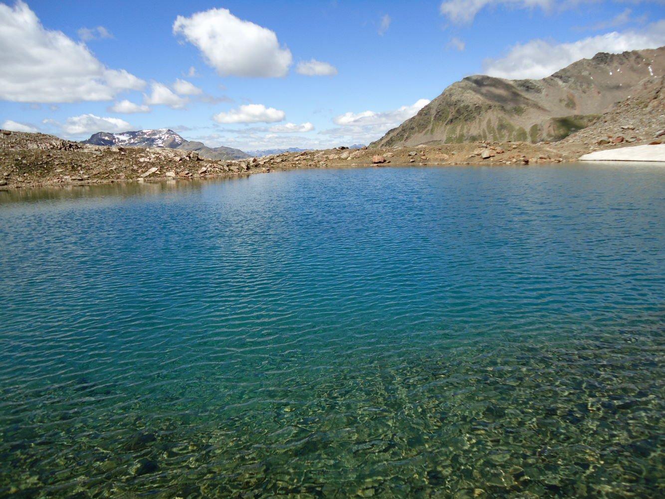 Lago di Vallumbrina
