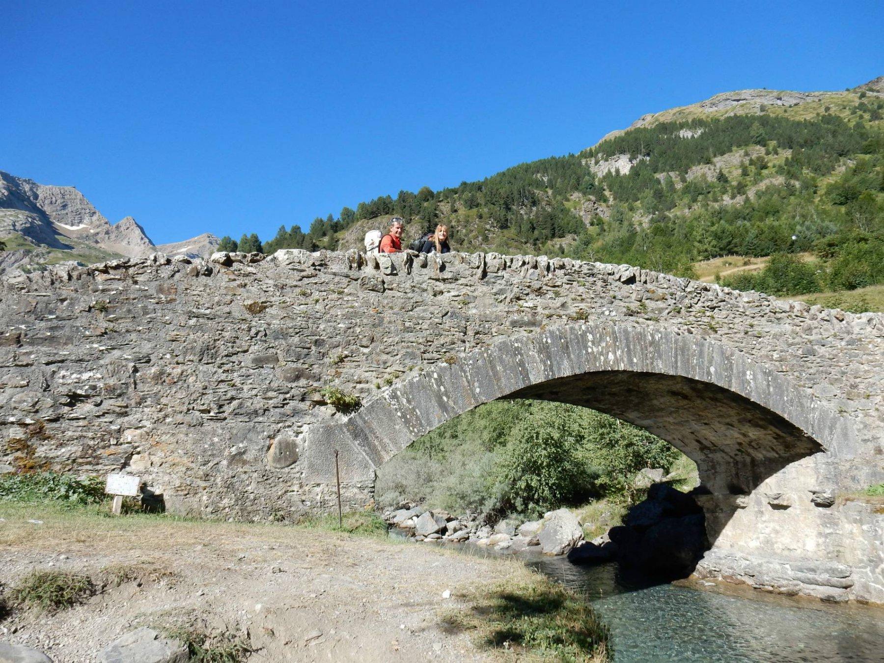 Passiamo al Pont Nadau