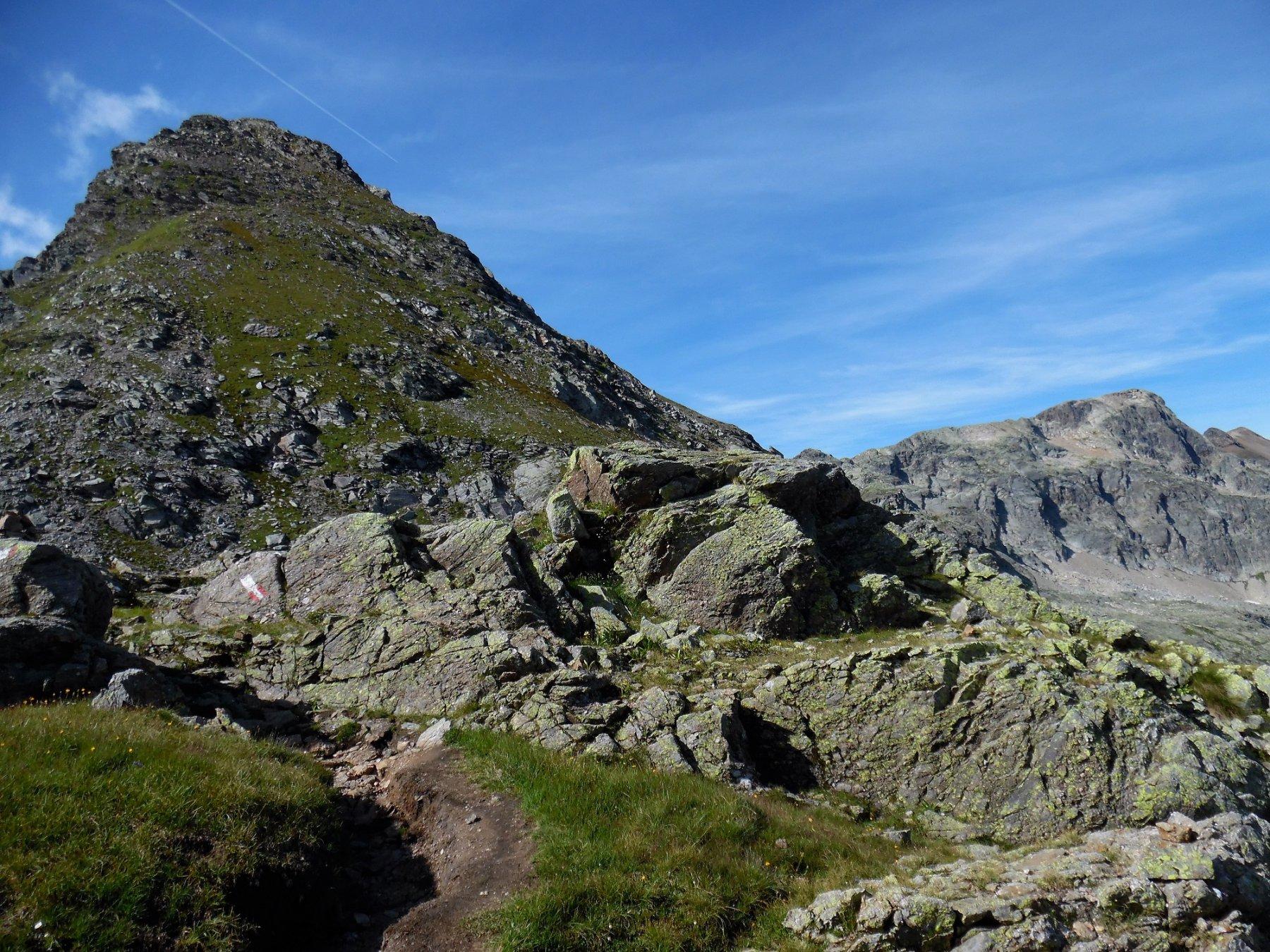Madonnino (cresta dal Portulino) e Cabianca