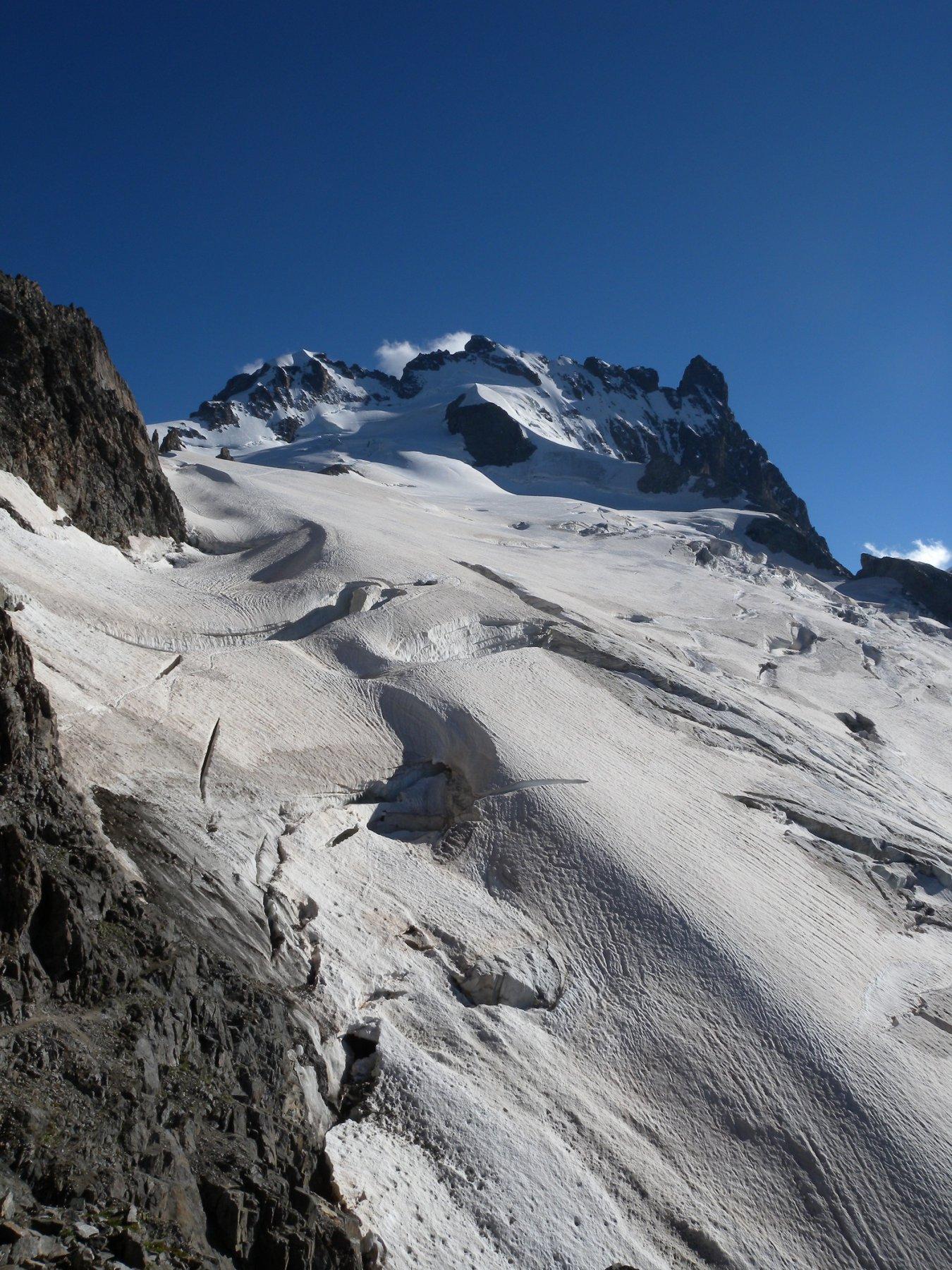Meije (La) - Grand Pic Cresta del Promontoire e traversata delle creste 2016-08-12