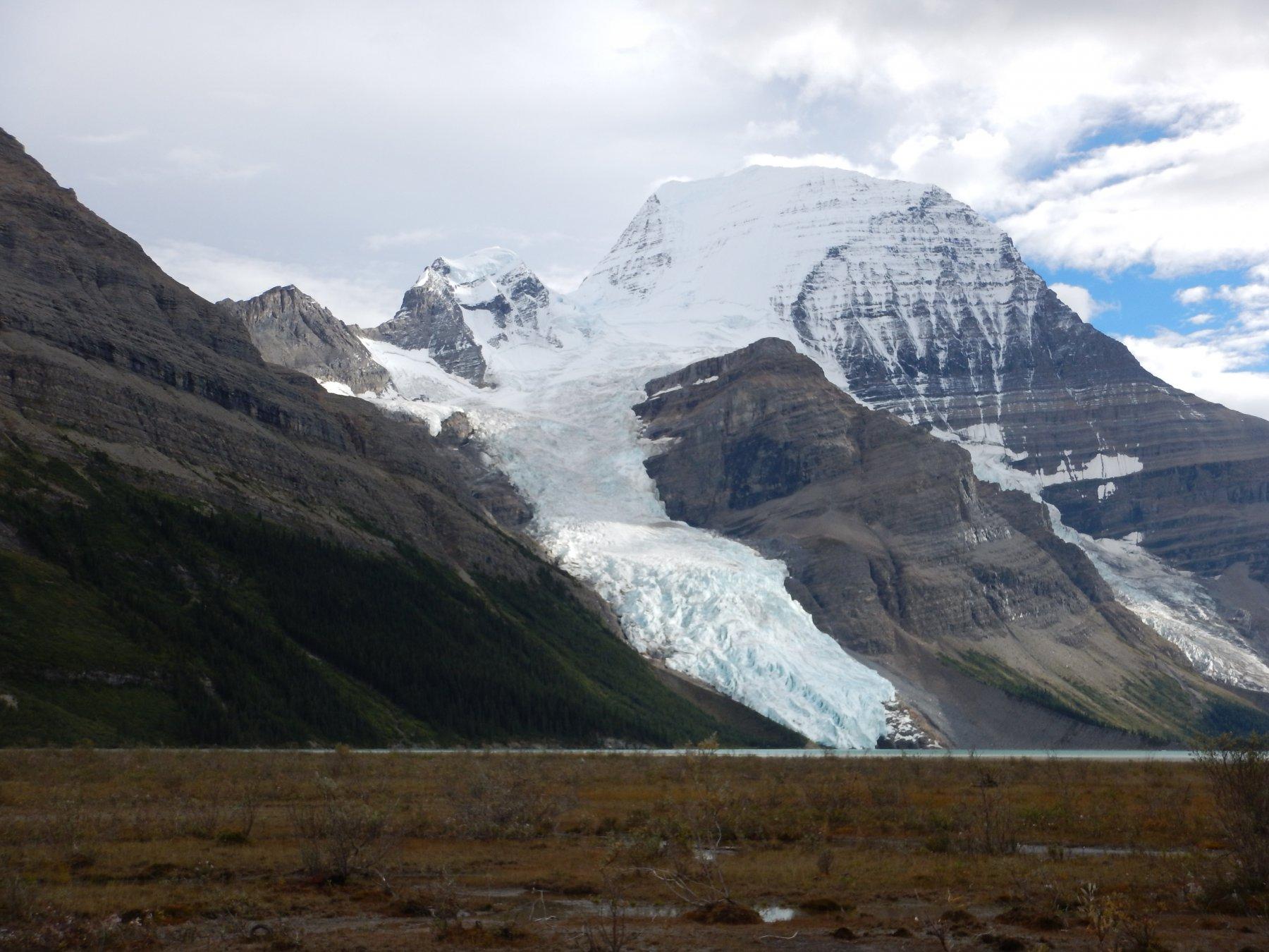 Mt Robson Emporor Face