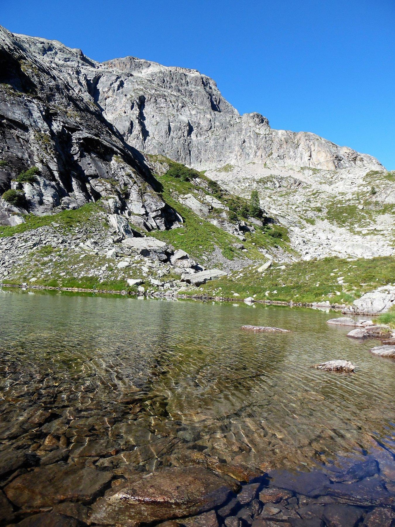 Lago dei curiosi e Cabianca