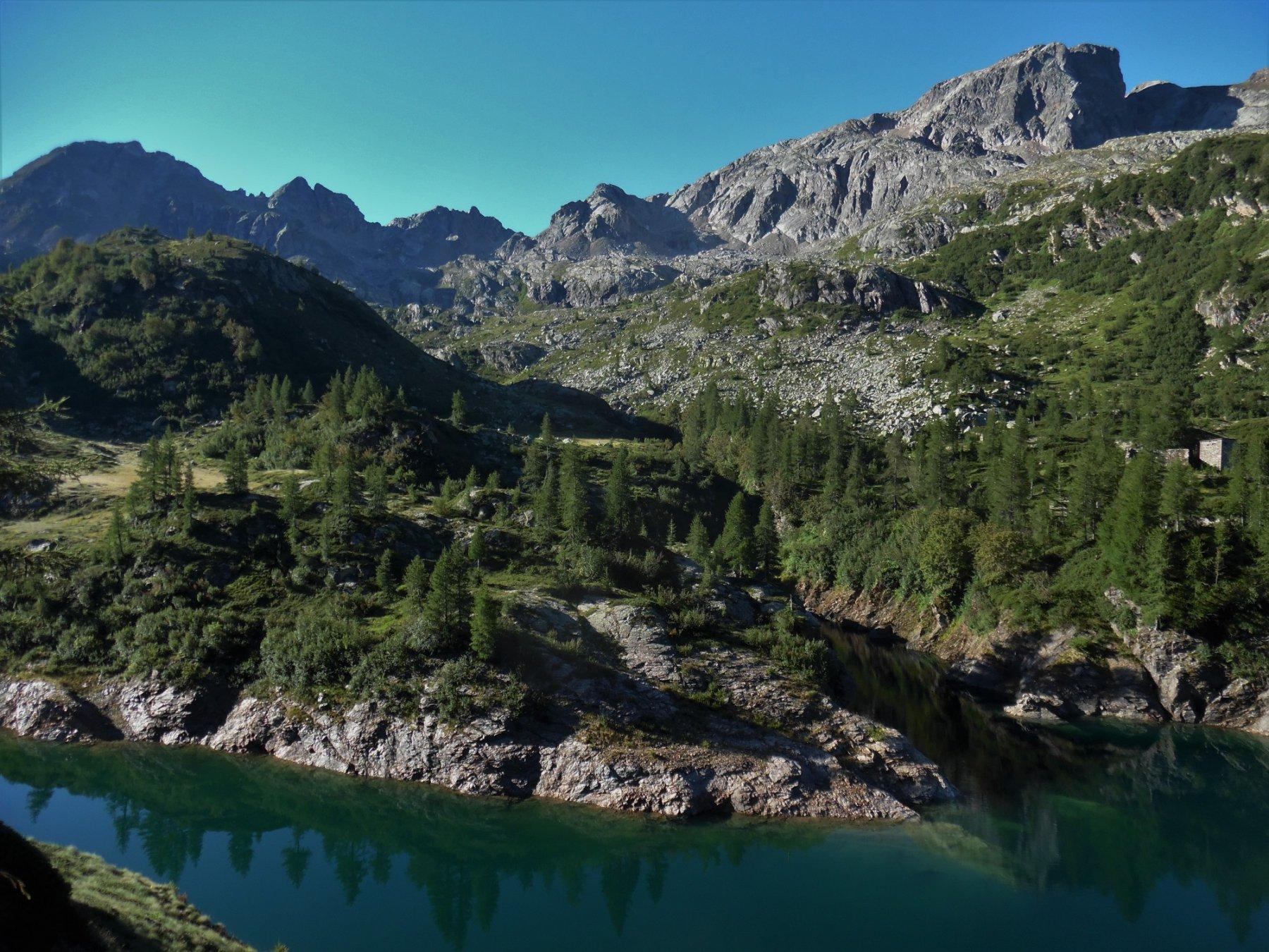 Lago Fregabolgia, Madonnino e Cabianca