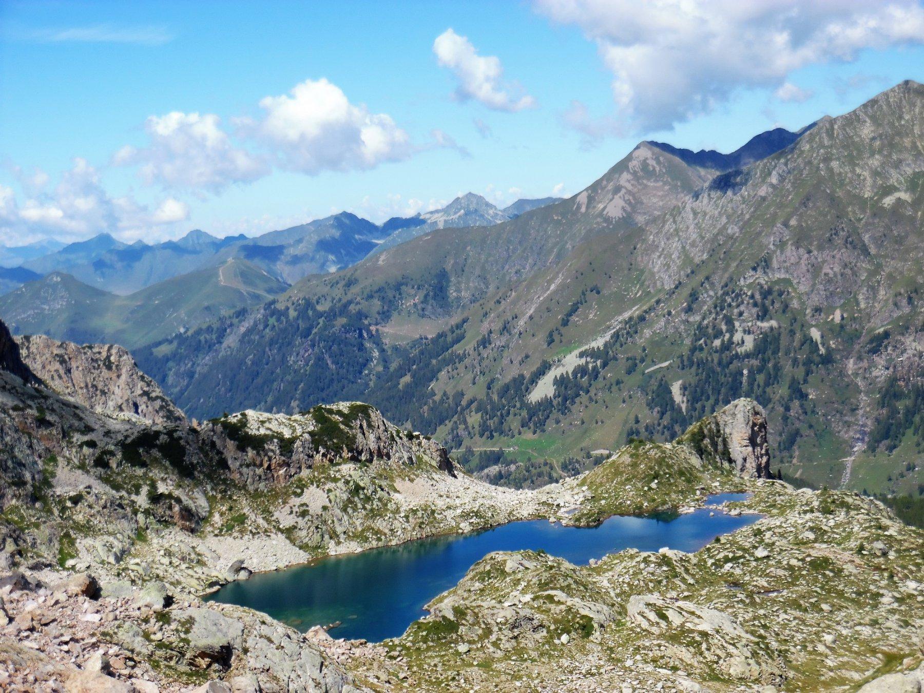 Lago di Cabianca 2153 m
